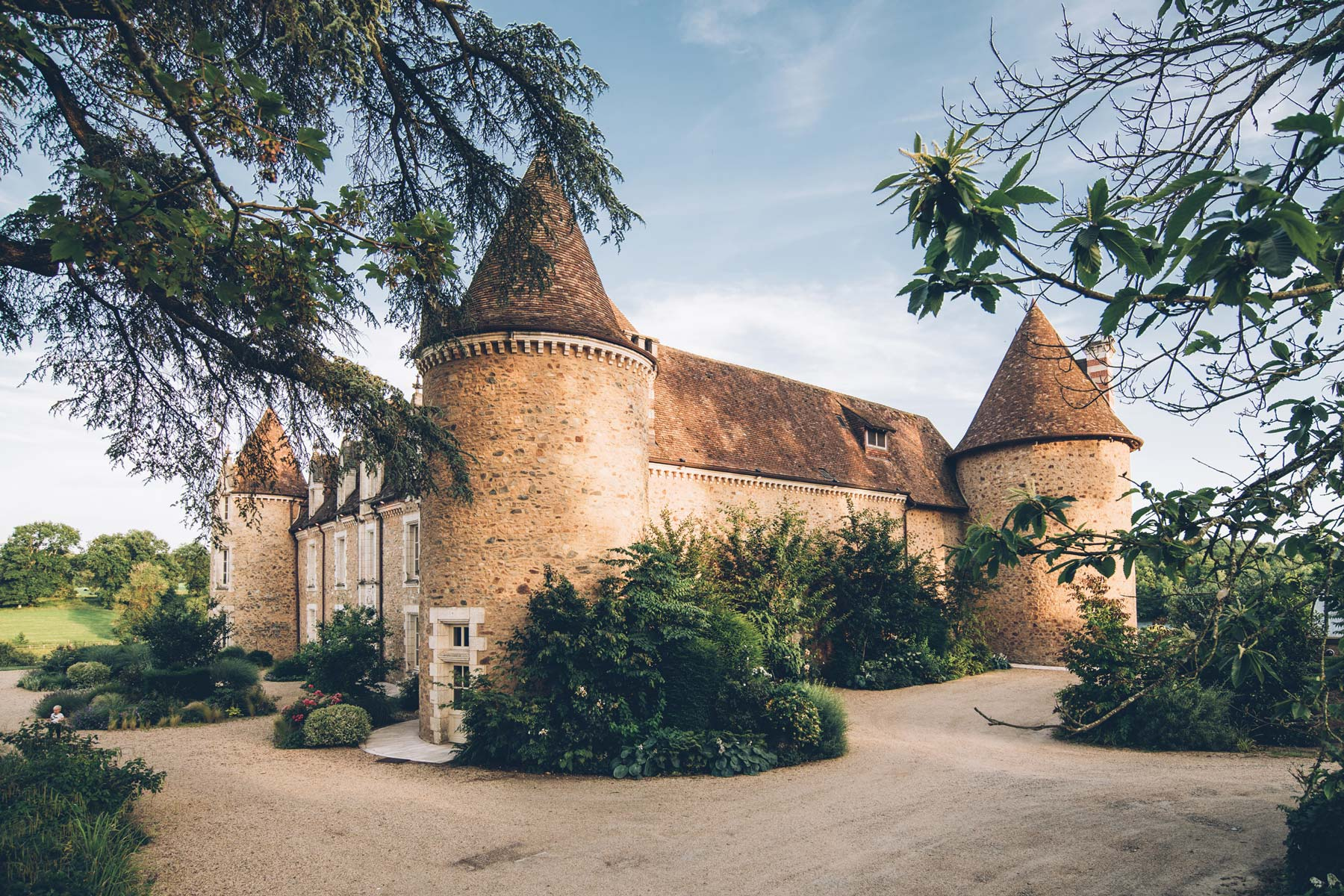 Domaine des Etangs, Charentes