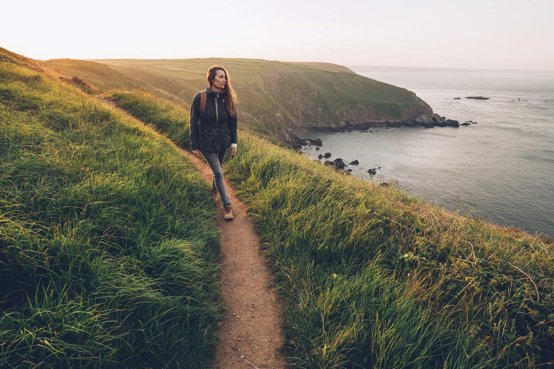 Randonnée Cap Cotentin, Nez de Jobourg