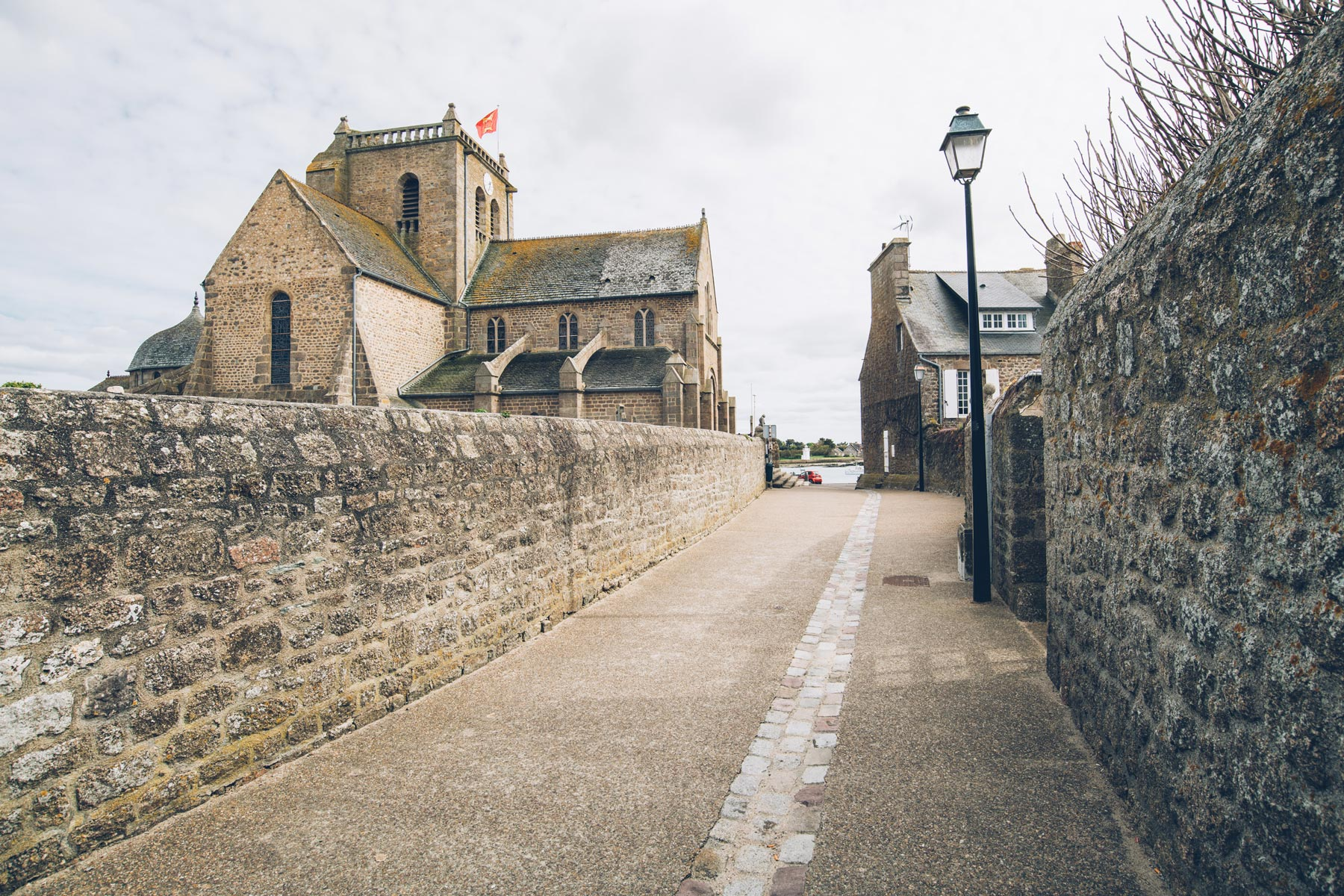 Plus beau village de France, Barfleur