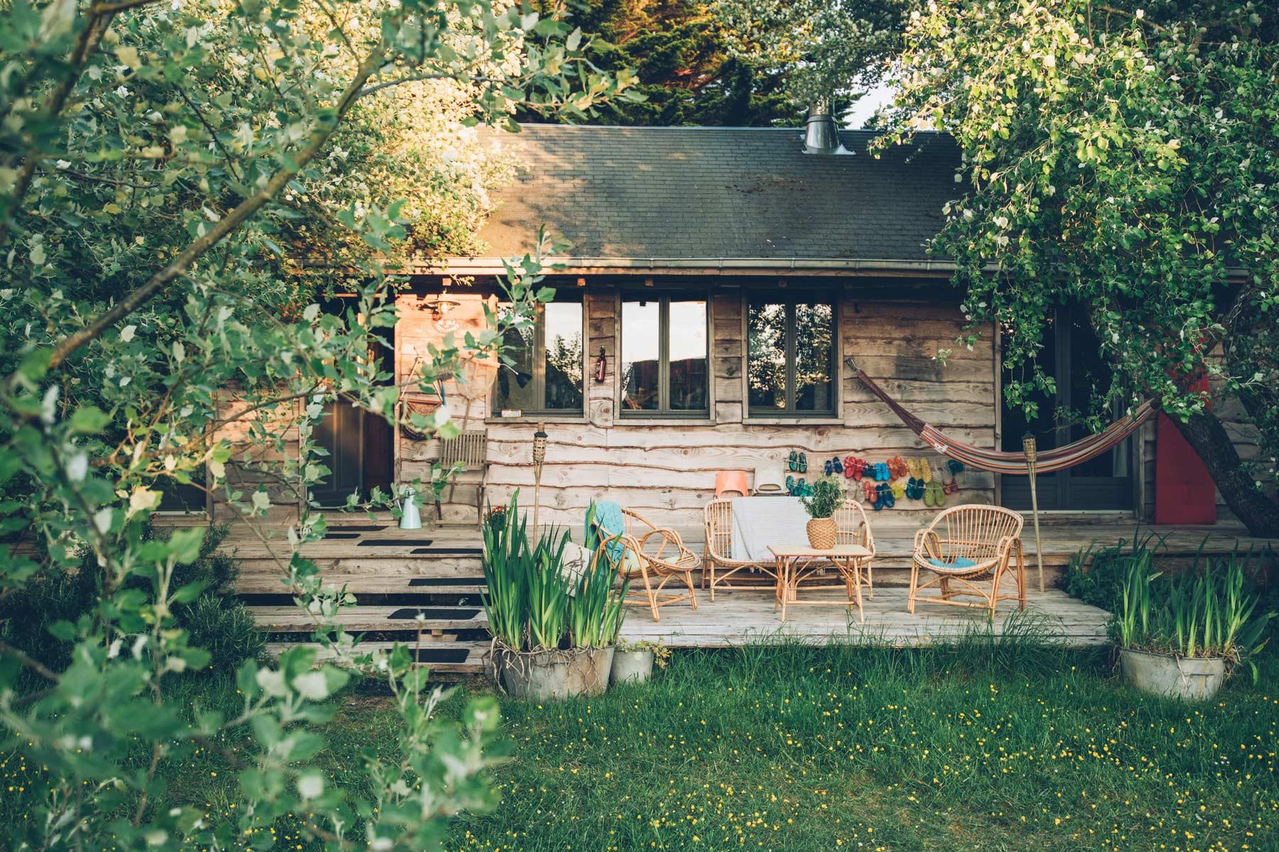 Cabane Wooden, Gite de France