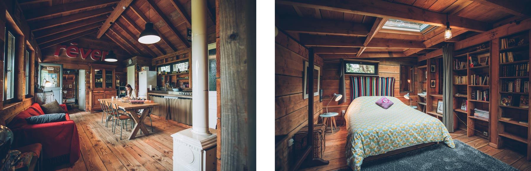 Dornmir dans une cabane de rêve en Normandie