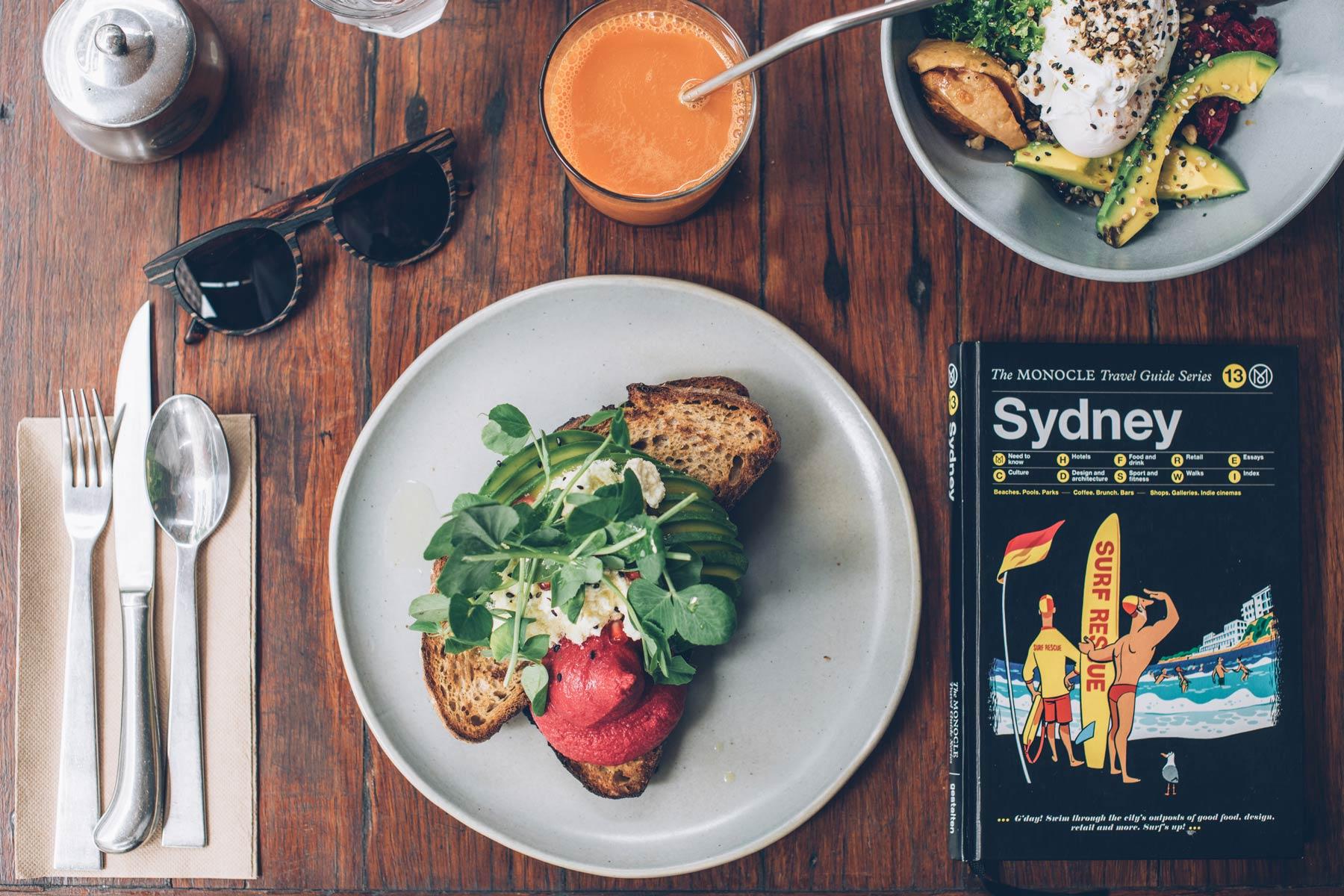 Bien manger à Sydney