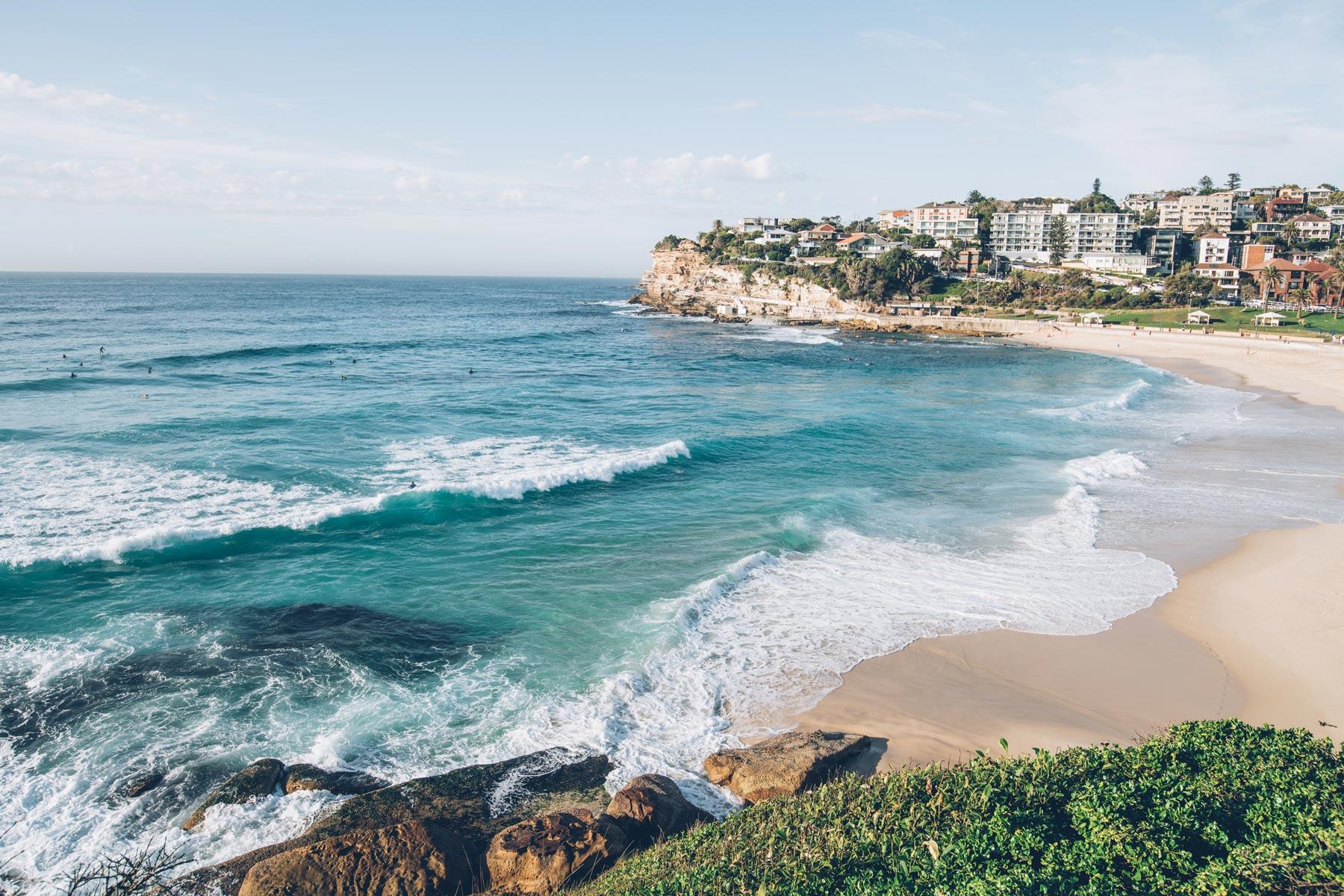 Rando Bondi-Coogee, Sydney