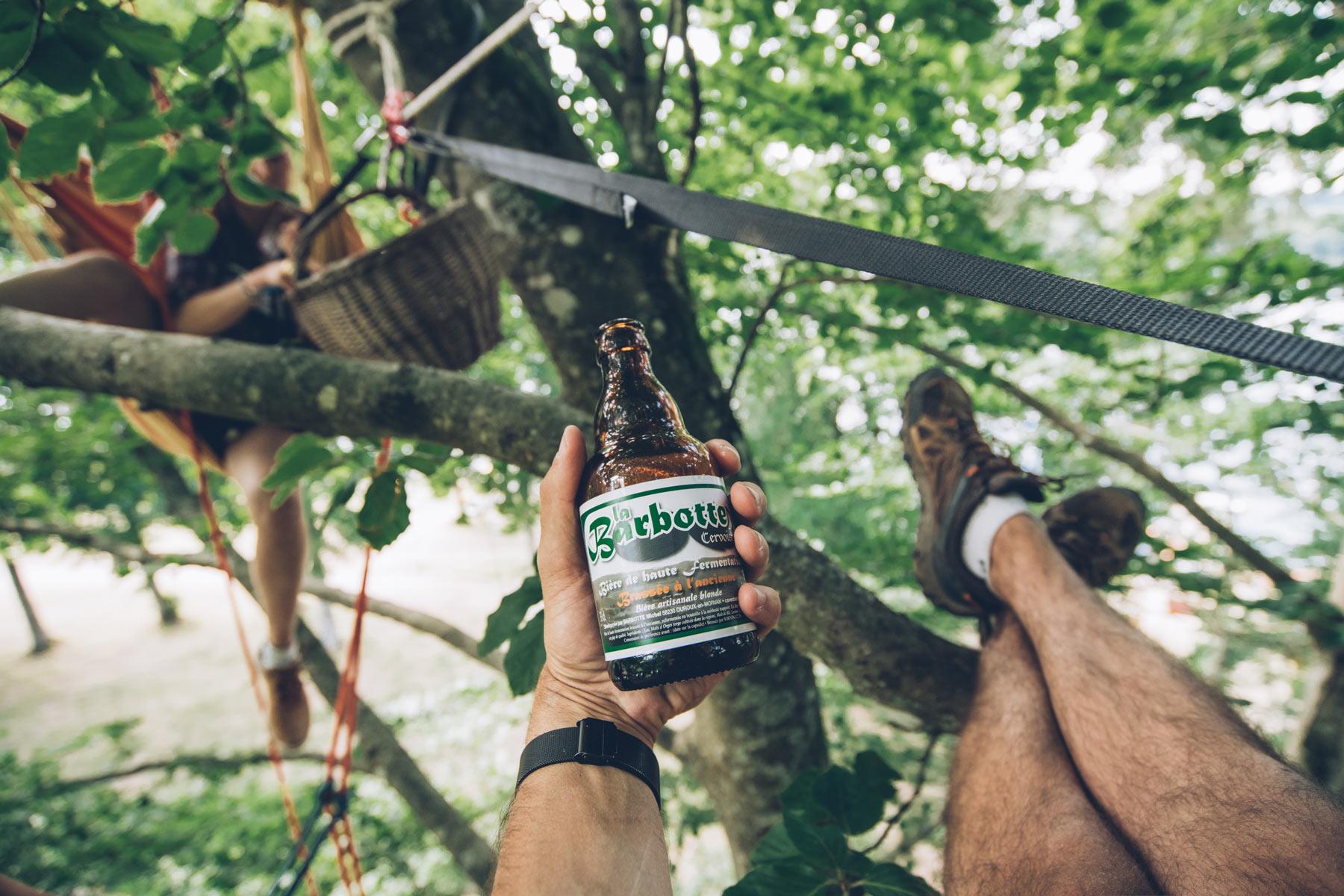Bière artisanale du Morvan
