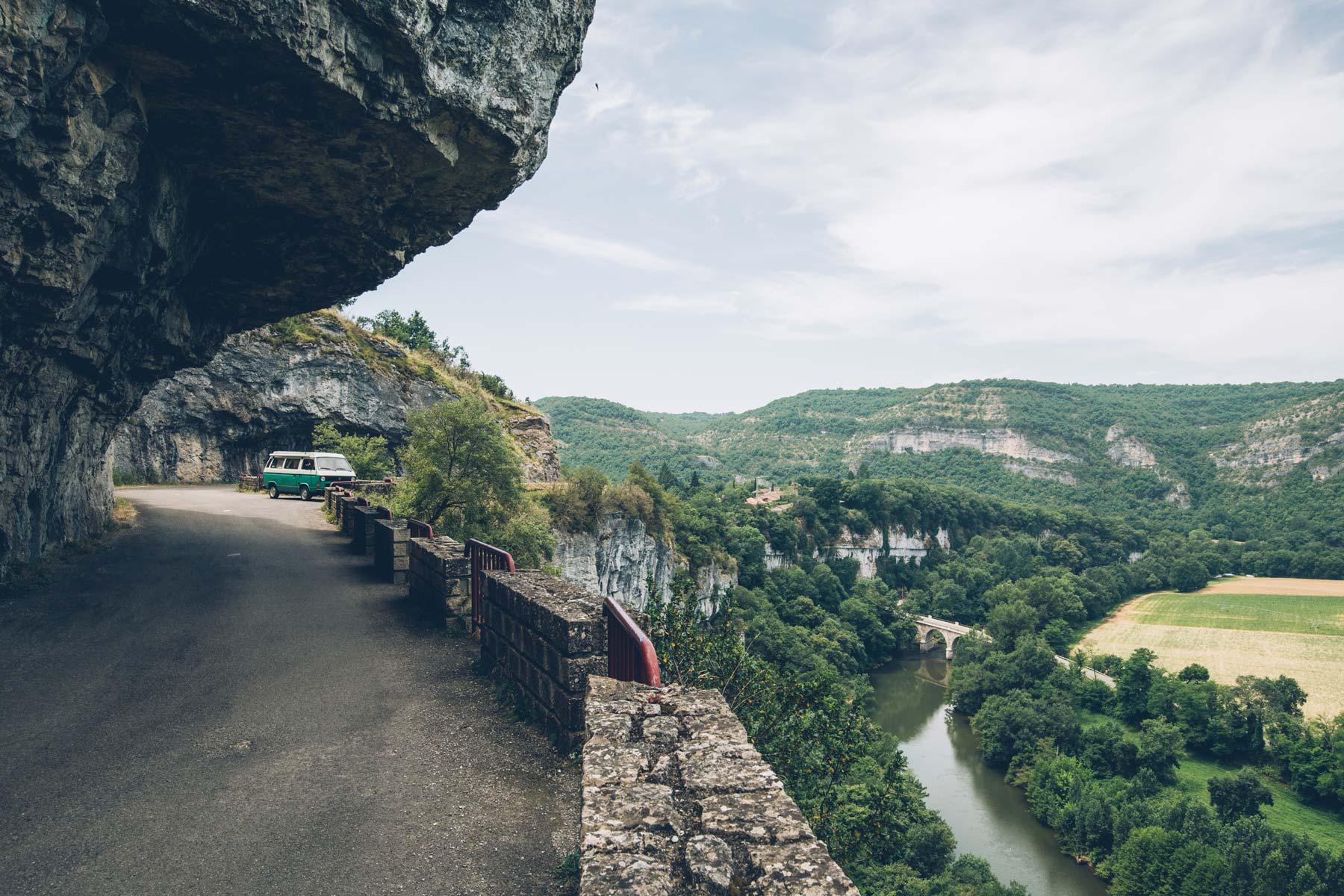 Gorges de L'Aveyron en Tarn et Garonne