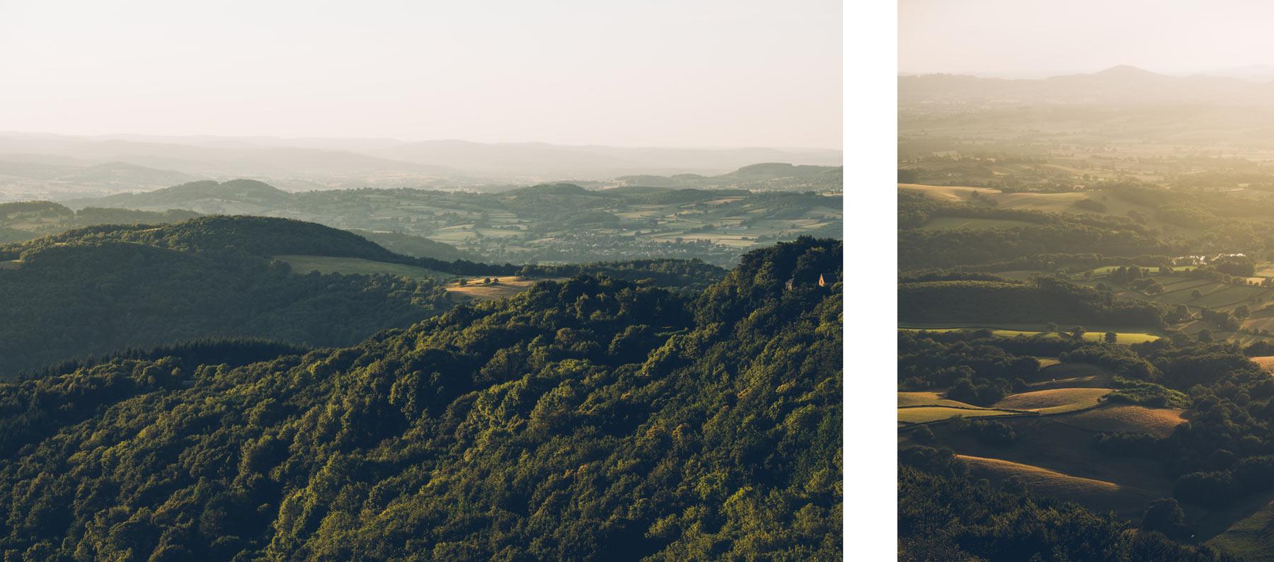 Uchon, Bourgogne
