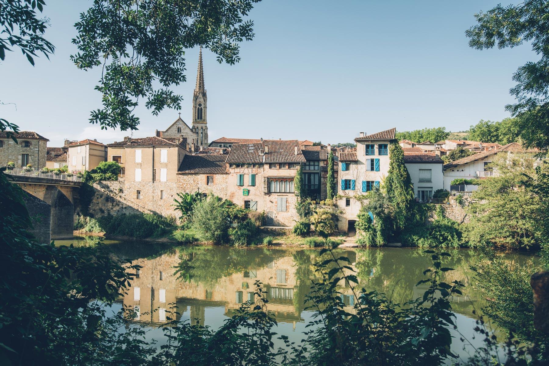 St Antonin, Tarn et Garonne
