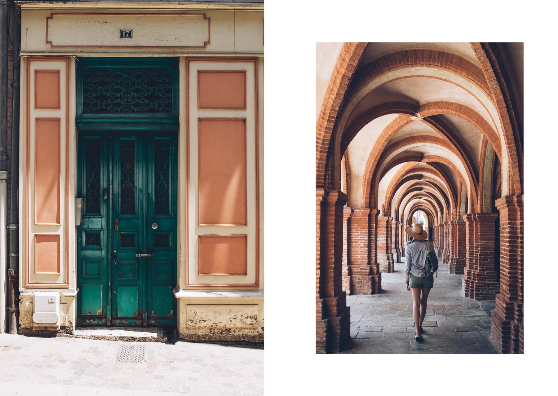 Ville rose en France: Montauban