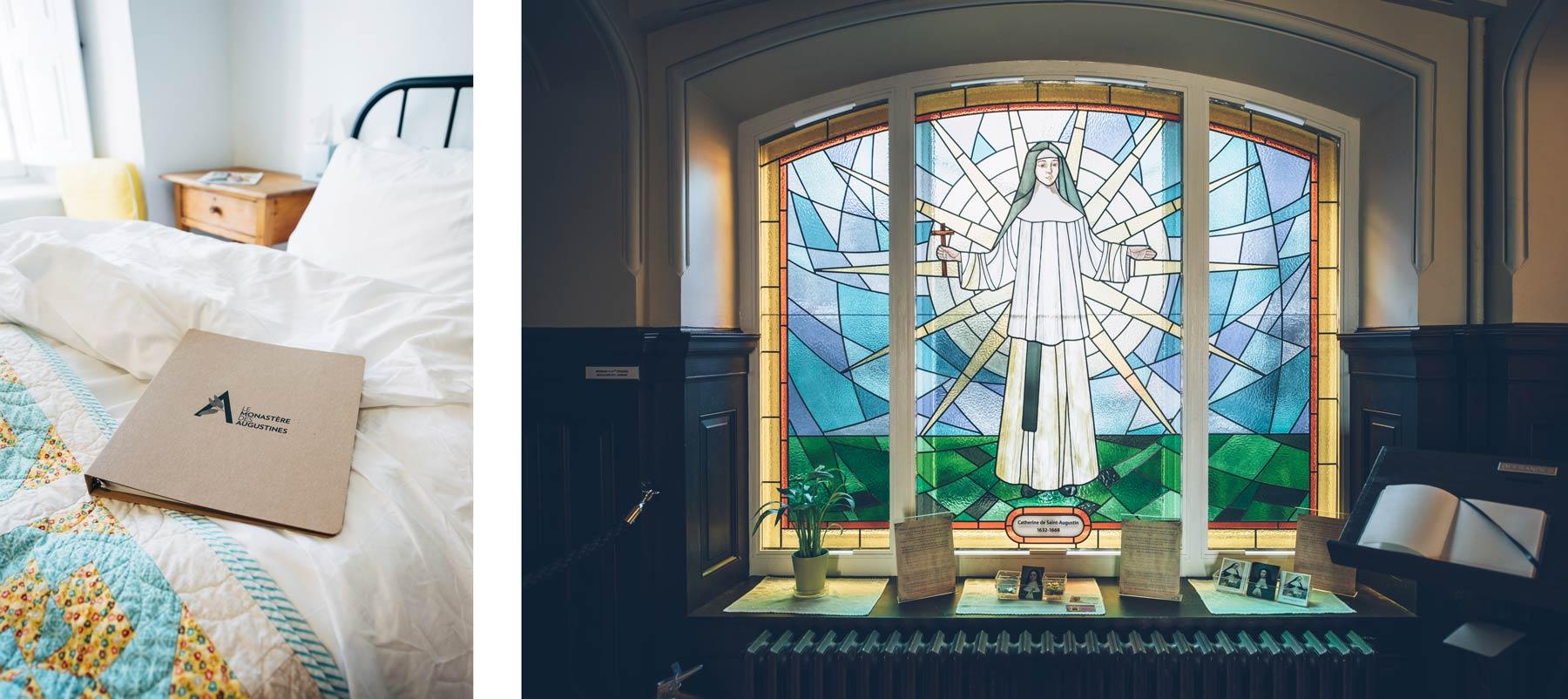 Le Monastere des Augustines, Quebec