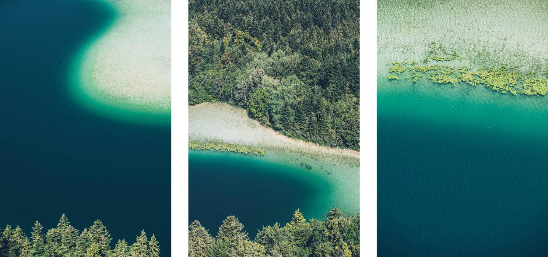 Belvédère des 4 lacs, Jura