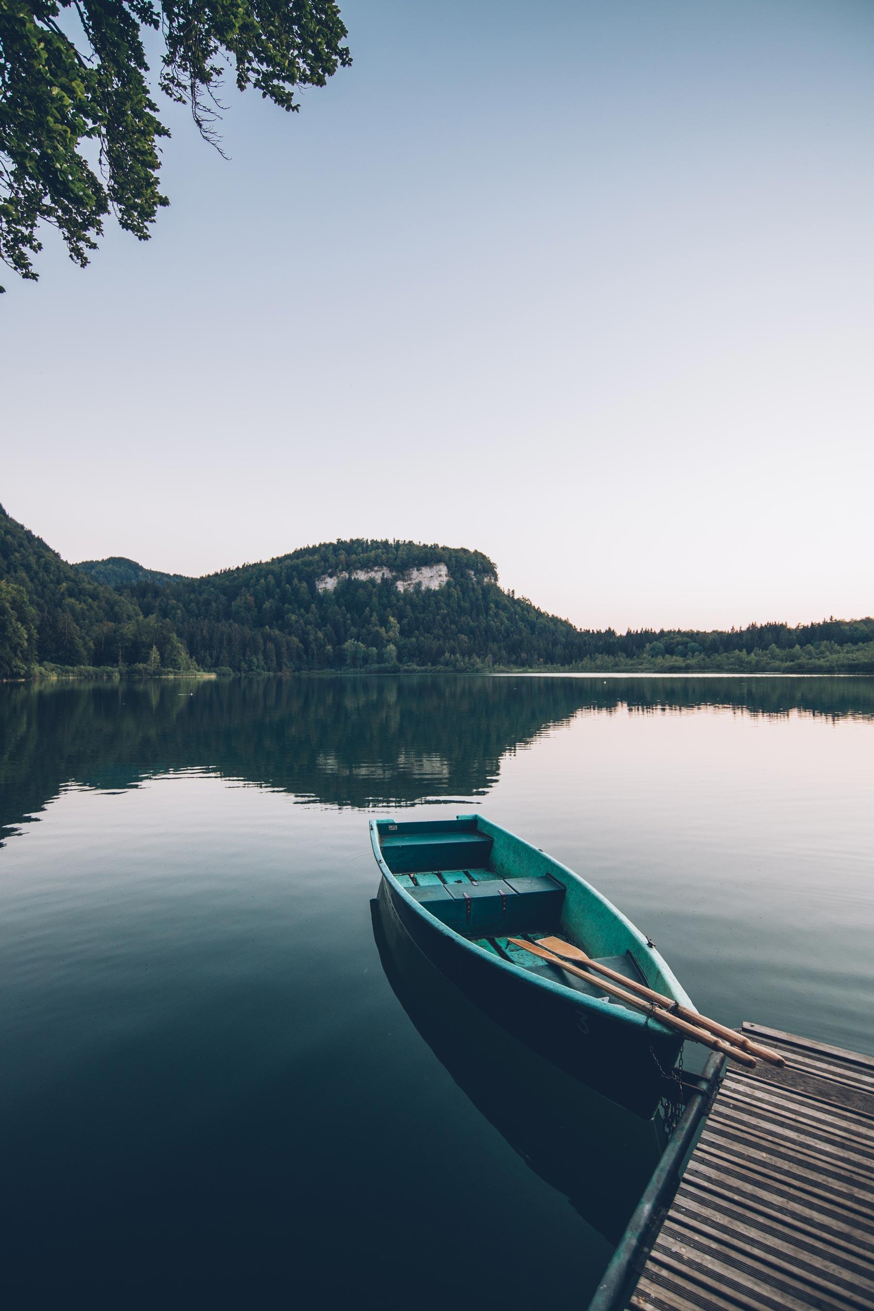 Montagnes du Jura, Lac de Bonlieu