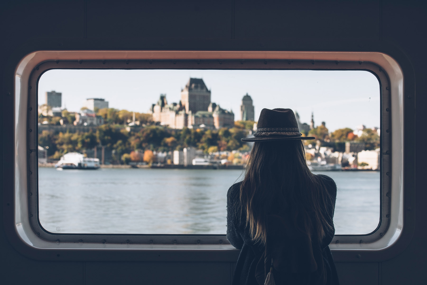 Traversée Québec - Levis