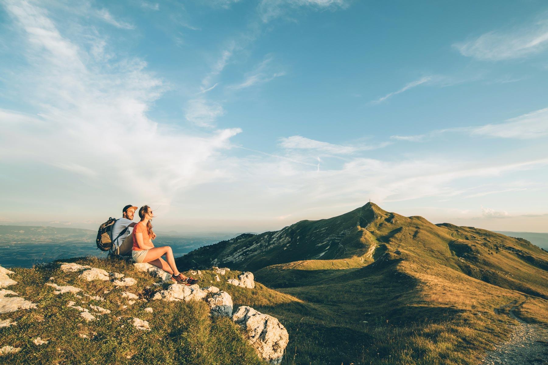 Le reculet, Montagnes du Jura