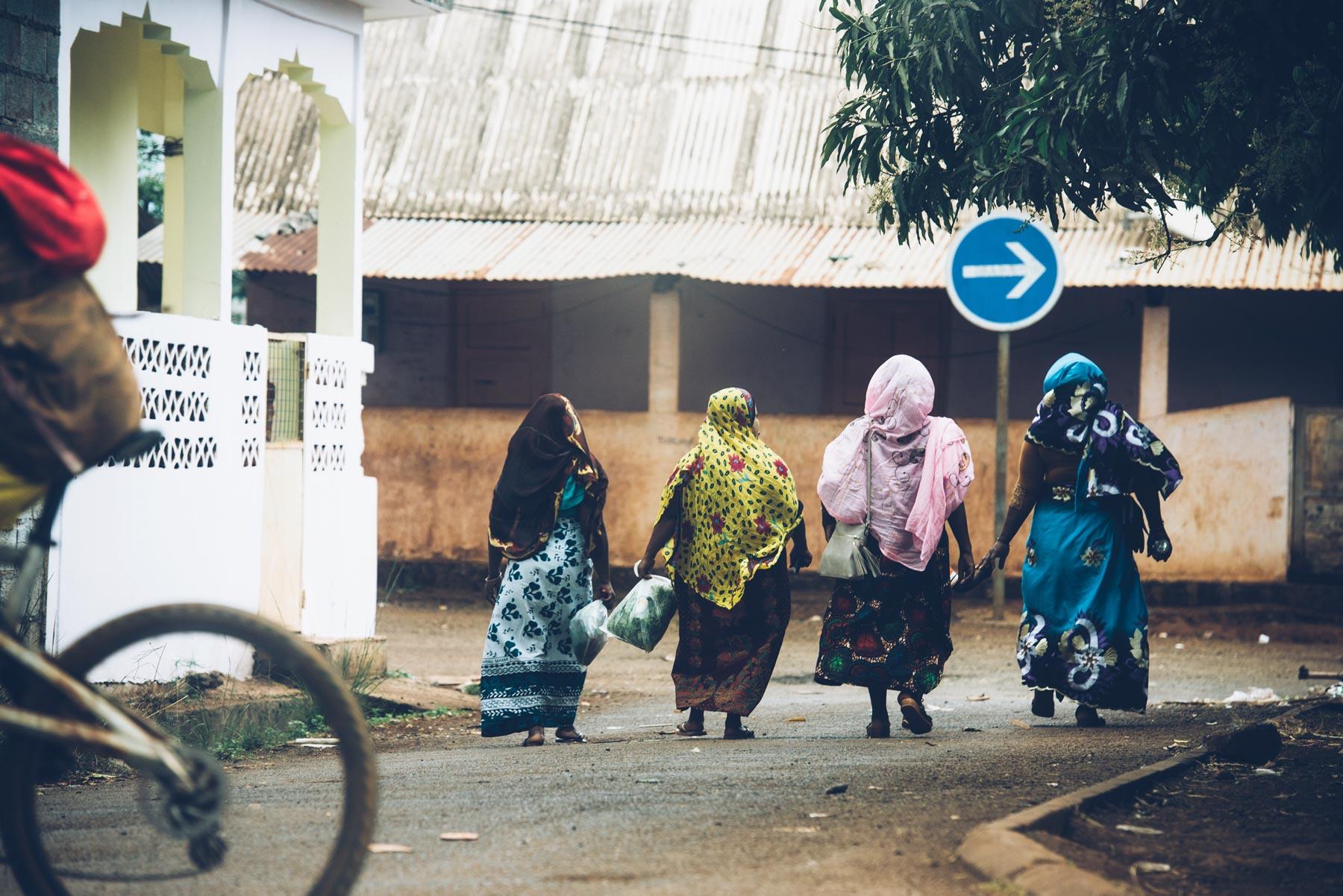 Scène de rue, Mayotte
