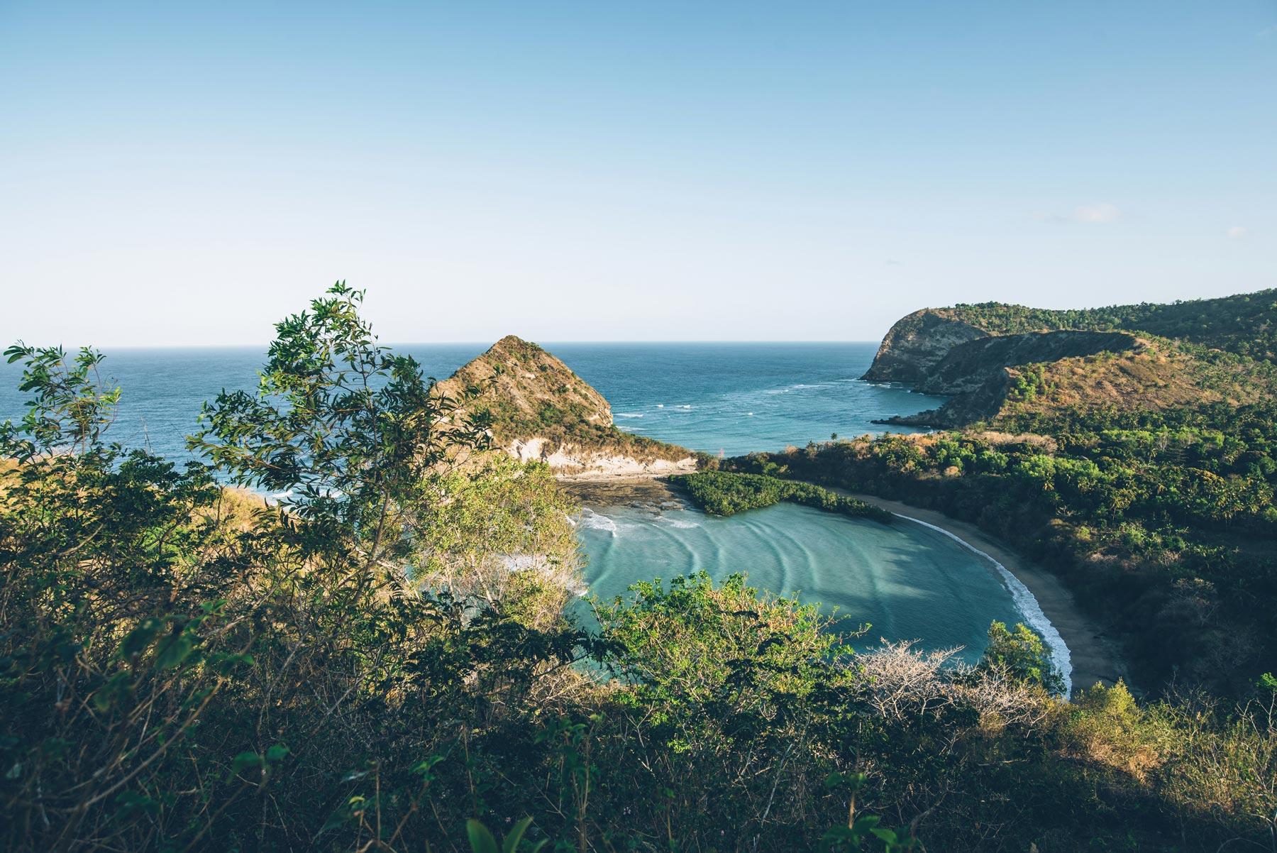 Plage de Moya, Mayotte