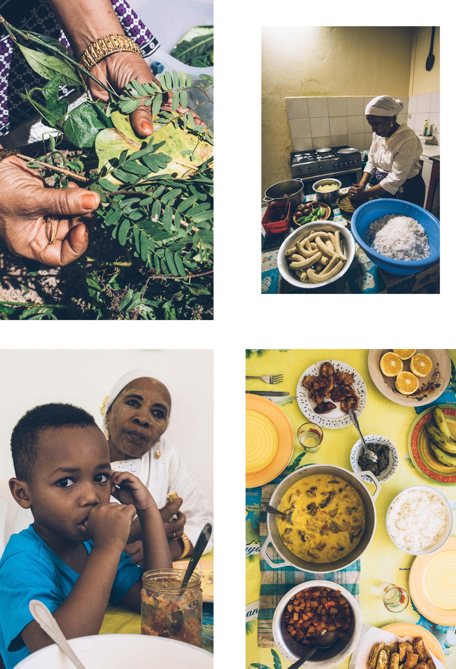 Rencontre avec les habitants de Mayotte, Bienvenue chez Taambati