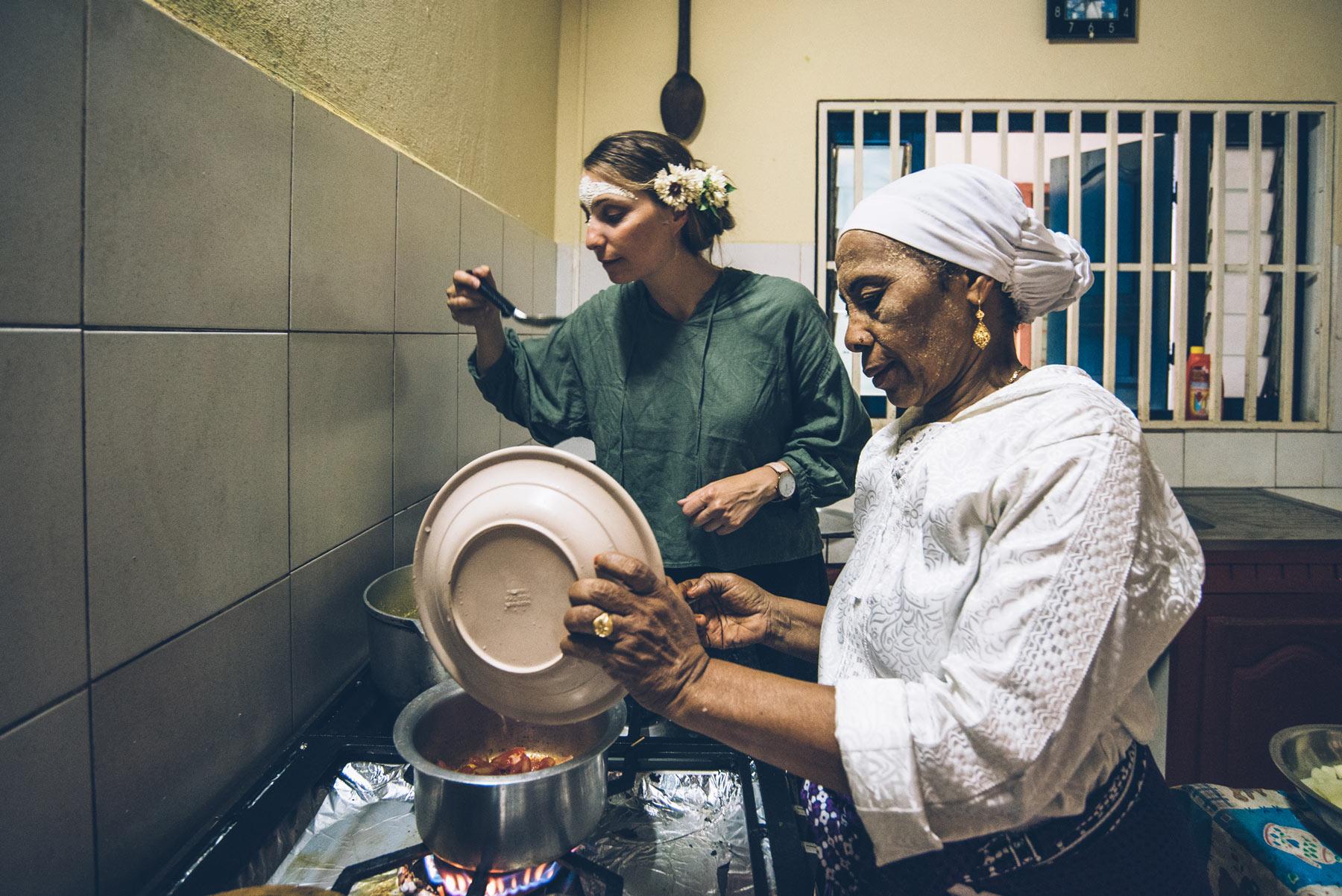 Cours de cuisine mahoraise avec Taambati, Mayotte