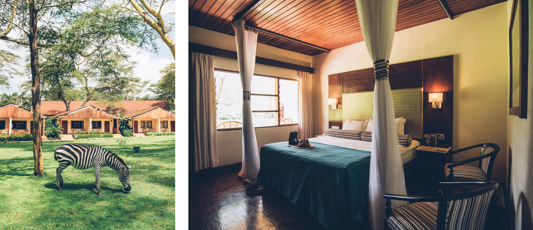 Country Club Lodge, Naivasha, Kenya
