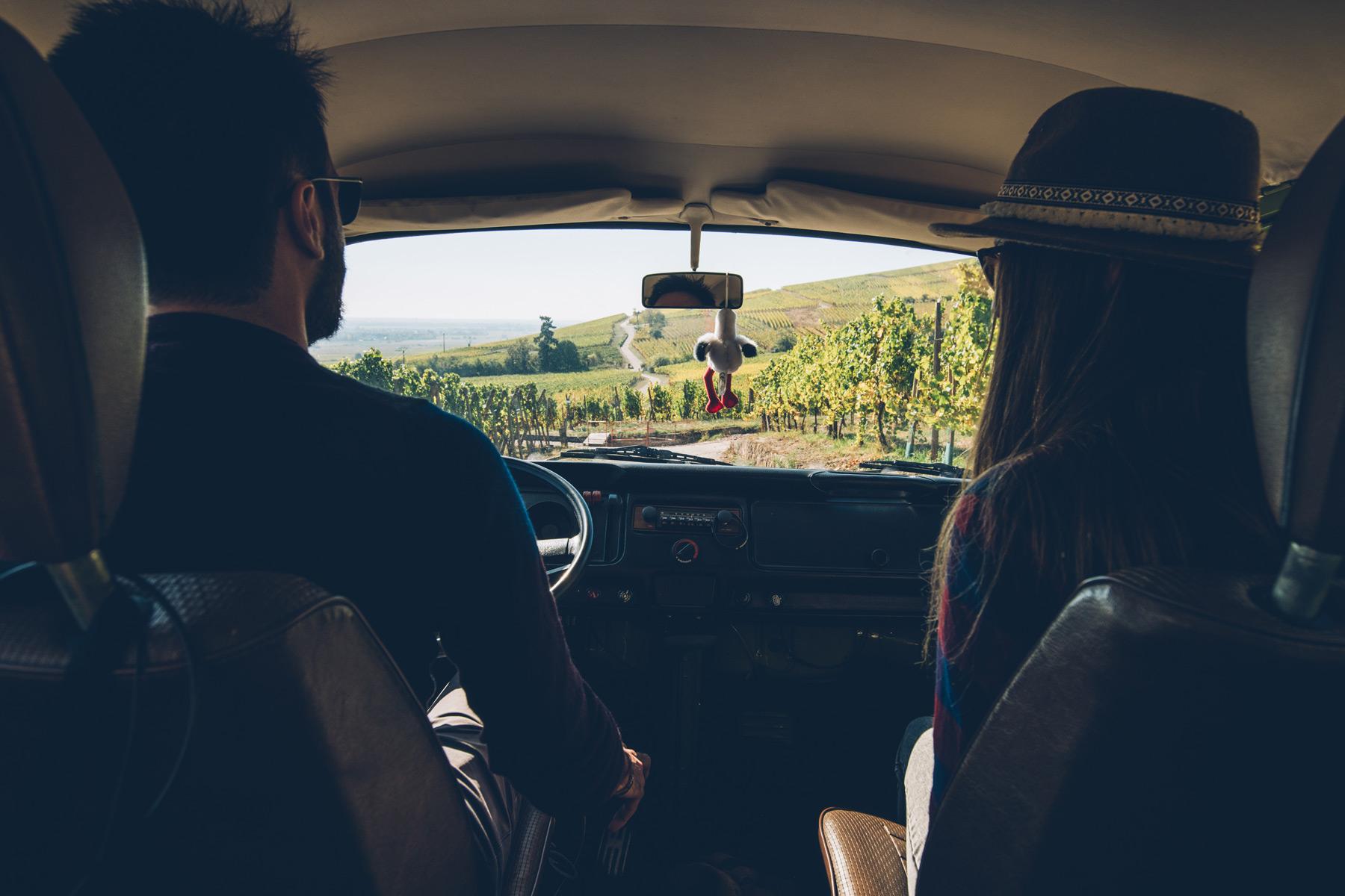 La route des vins d'Alsace avec Vino Varlot