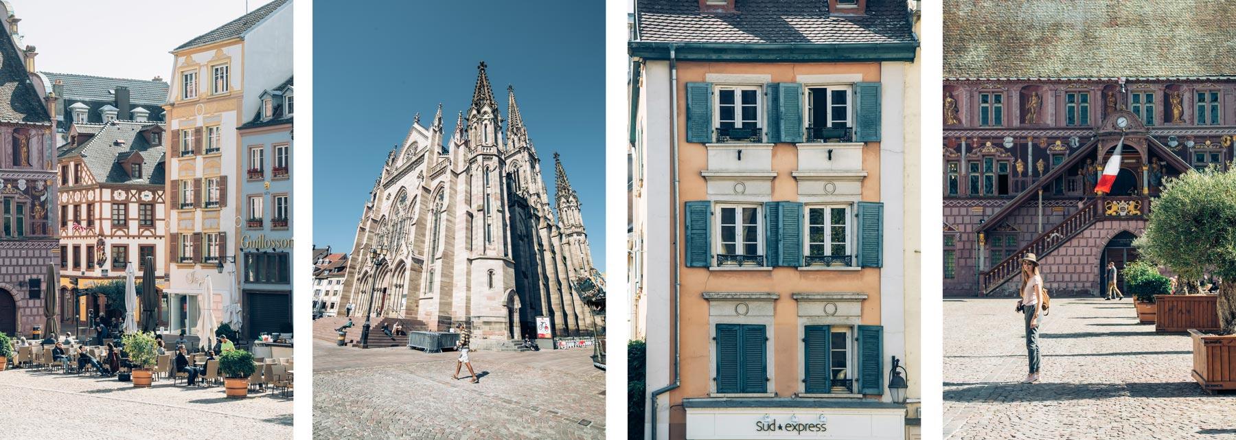 Mulhouse, Alsace