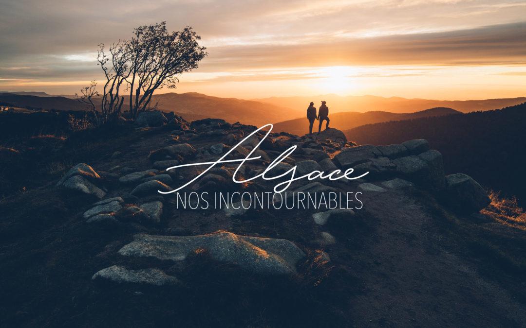 ALSACE | NOS INCONTOURNABLES POUR UN SEJOUR REUSSI!