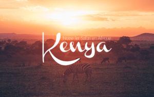 KENYA | NOTRE PREMIER SAFARI EN AFRIQUE