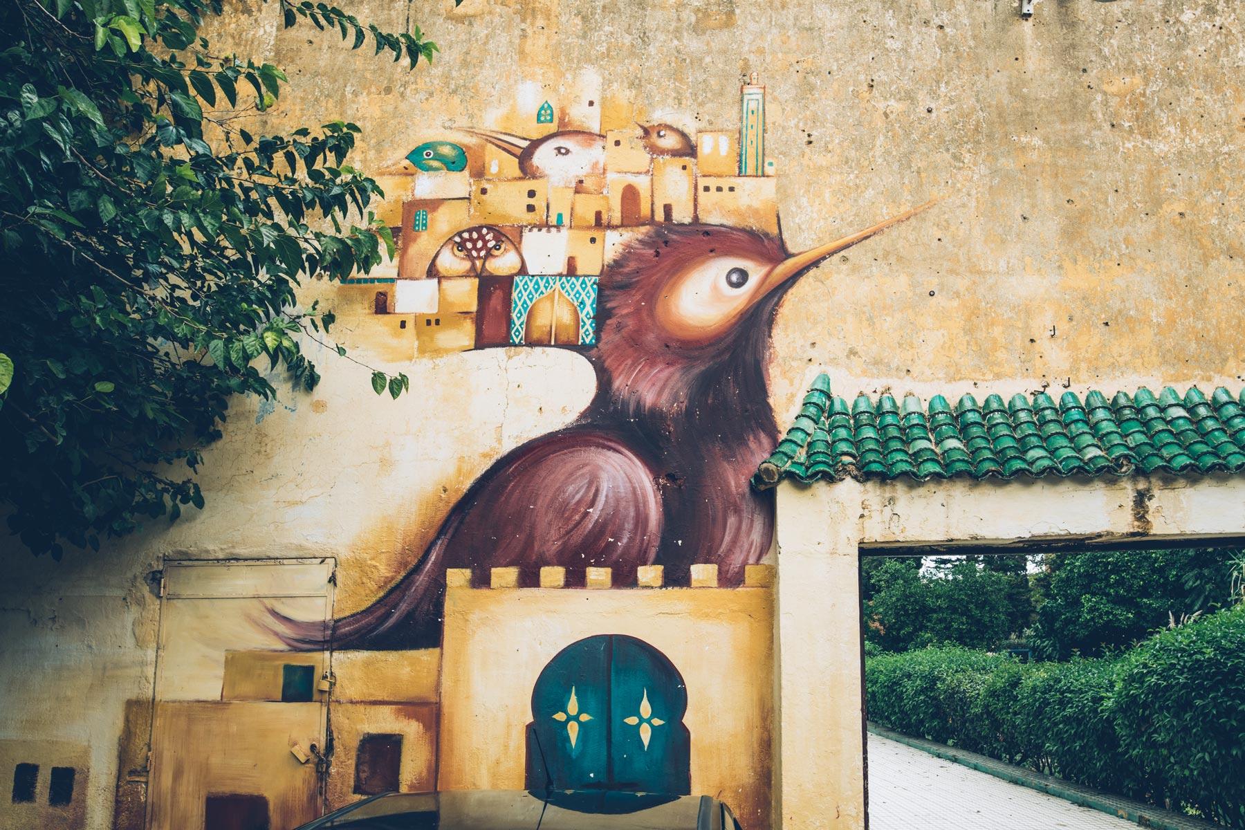 Street Art, Fès