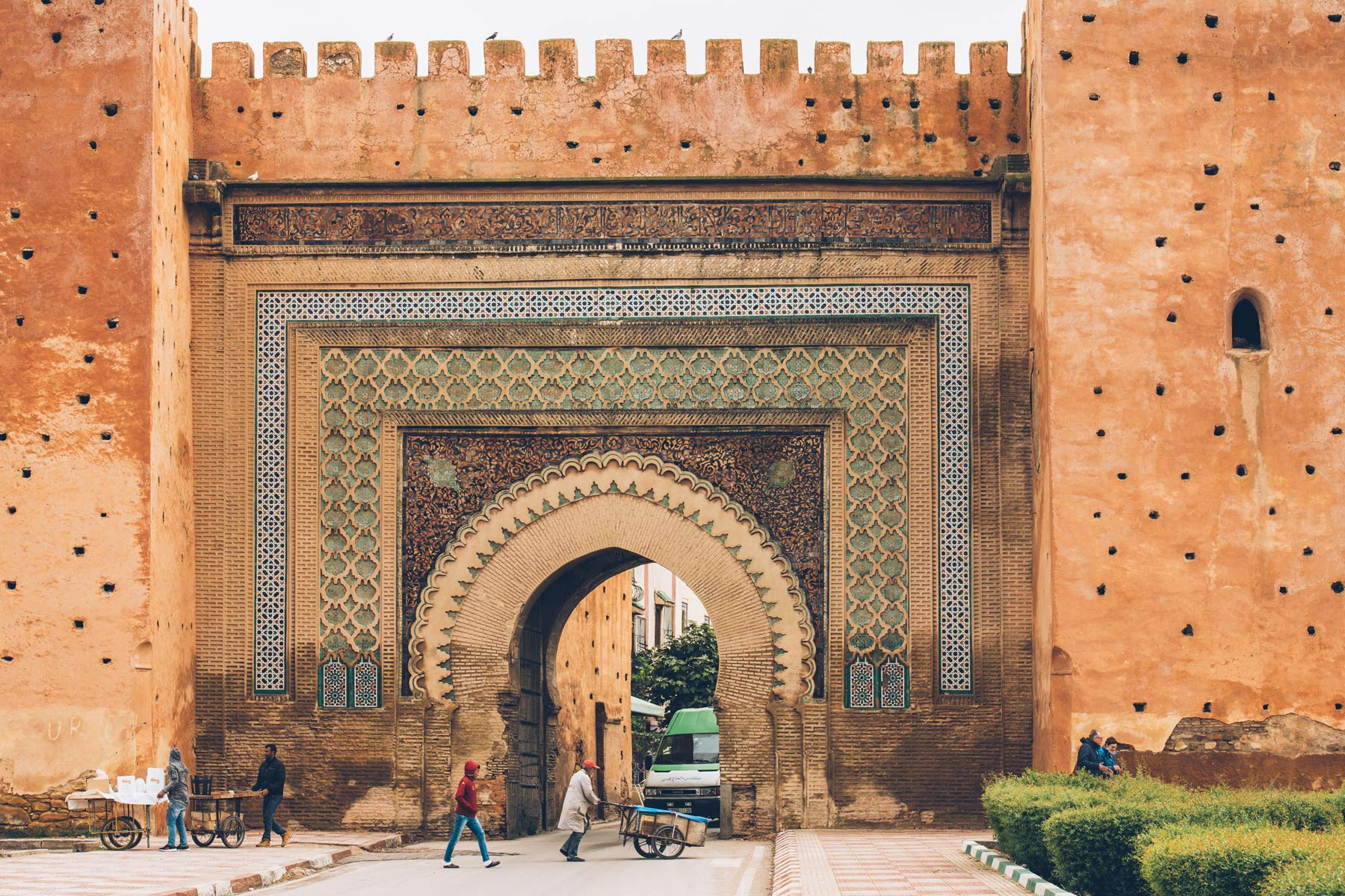 Meknes, Maroc