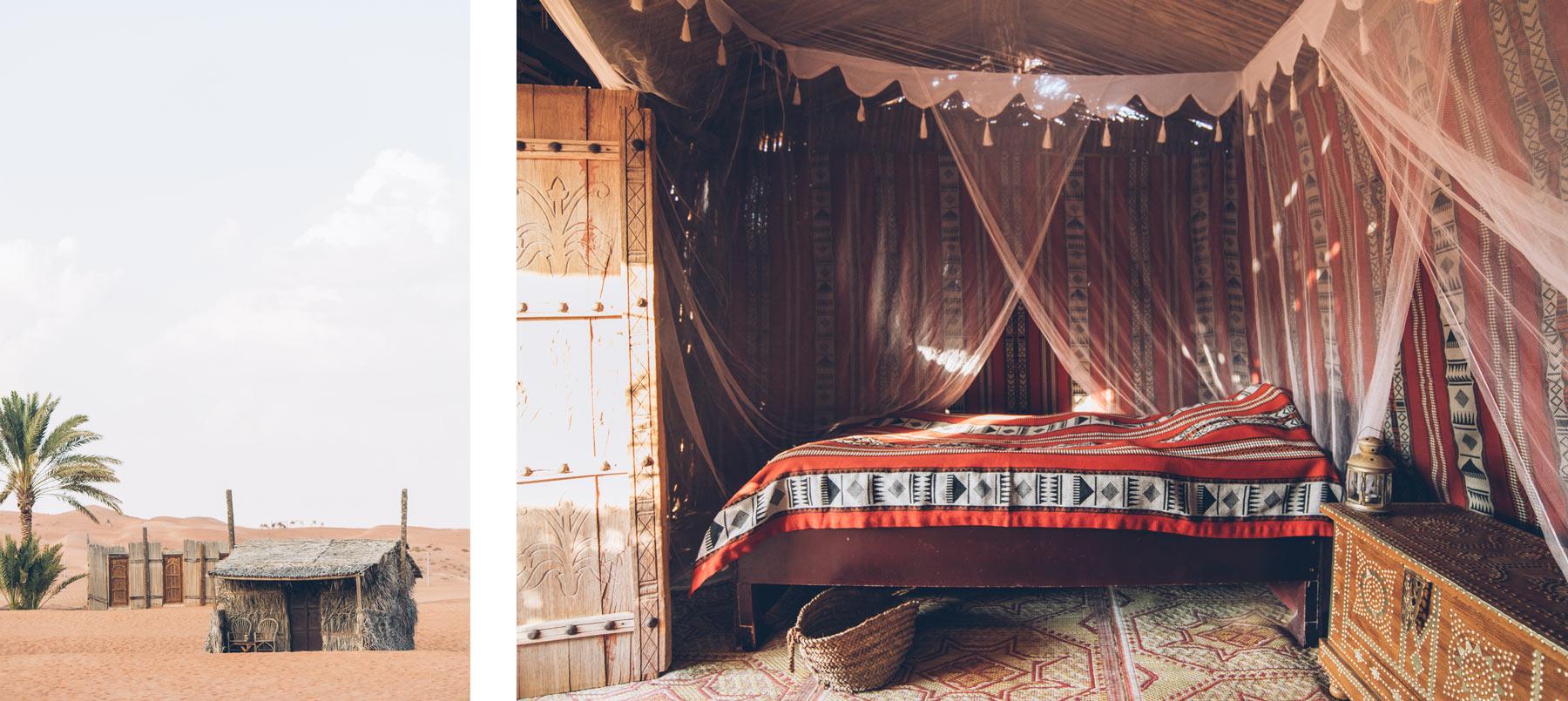 Nomadic Camp, Désert Wahiba Sands, Oman