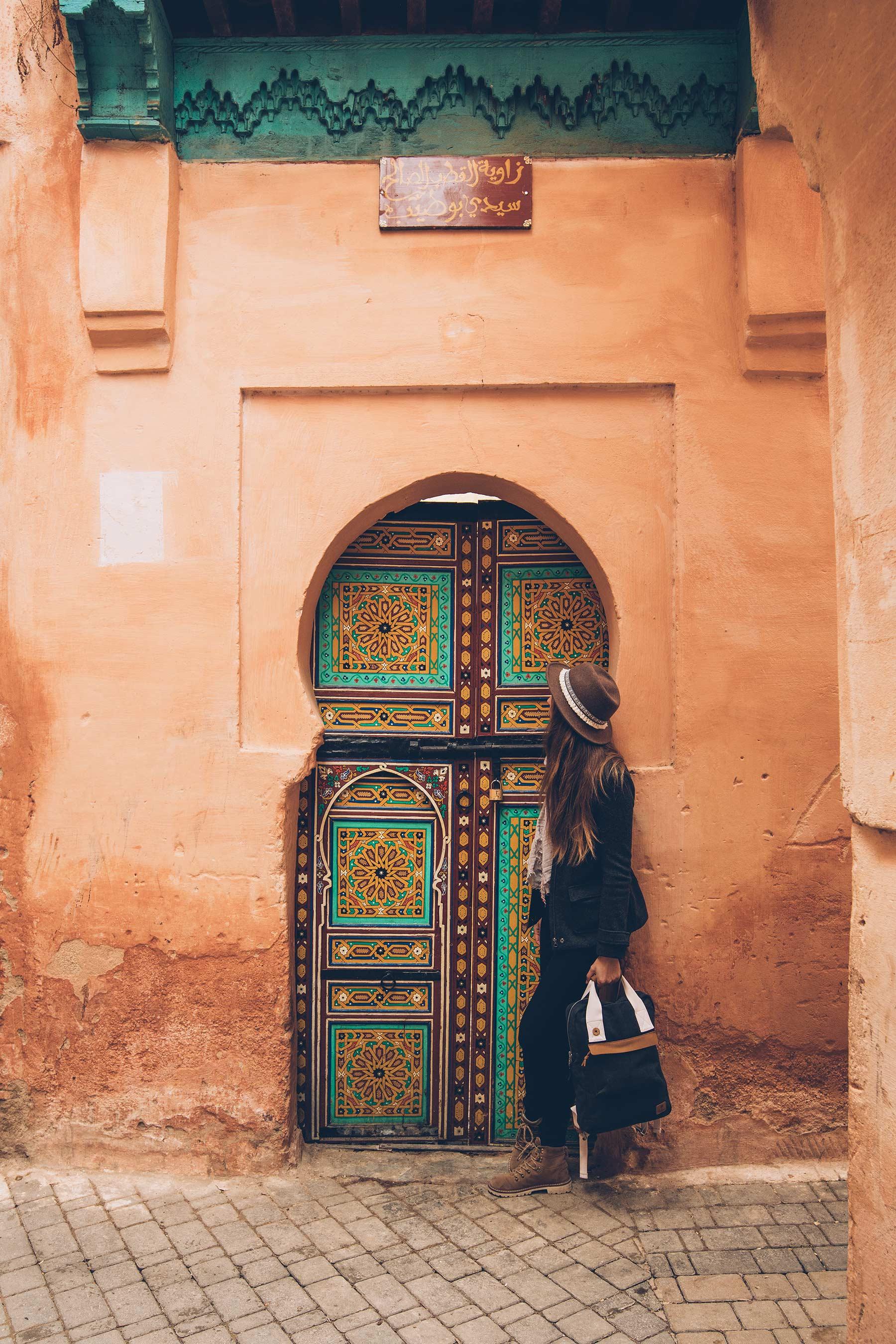 Maroc, Week-end à Fès et Meknès