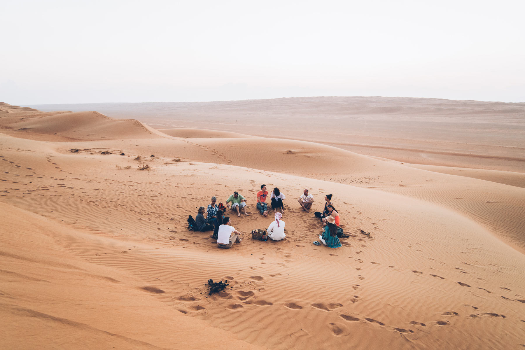 Désert Wahiba Sands