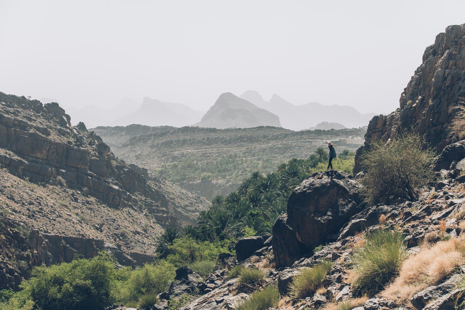 Misfah, Oman