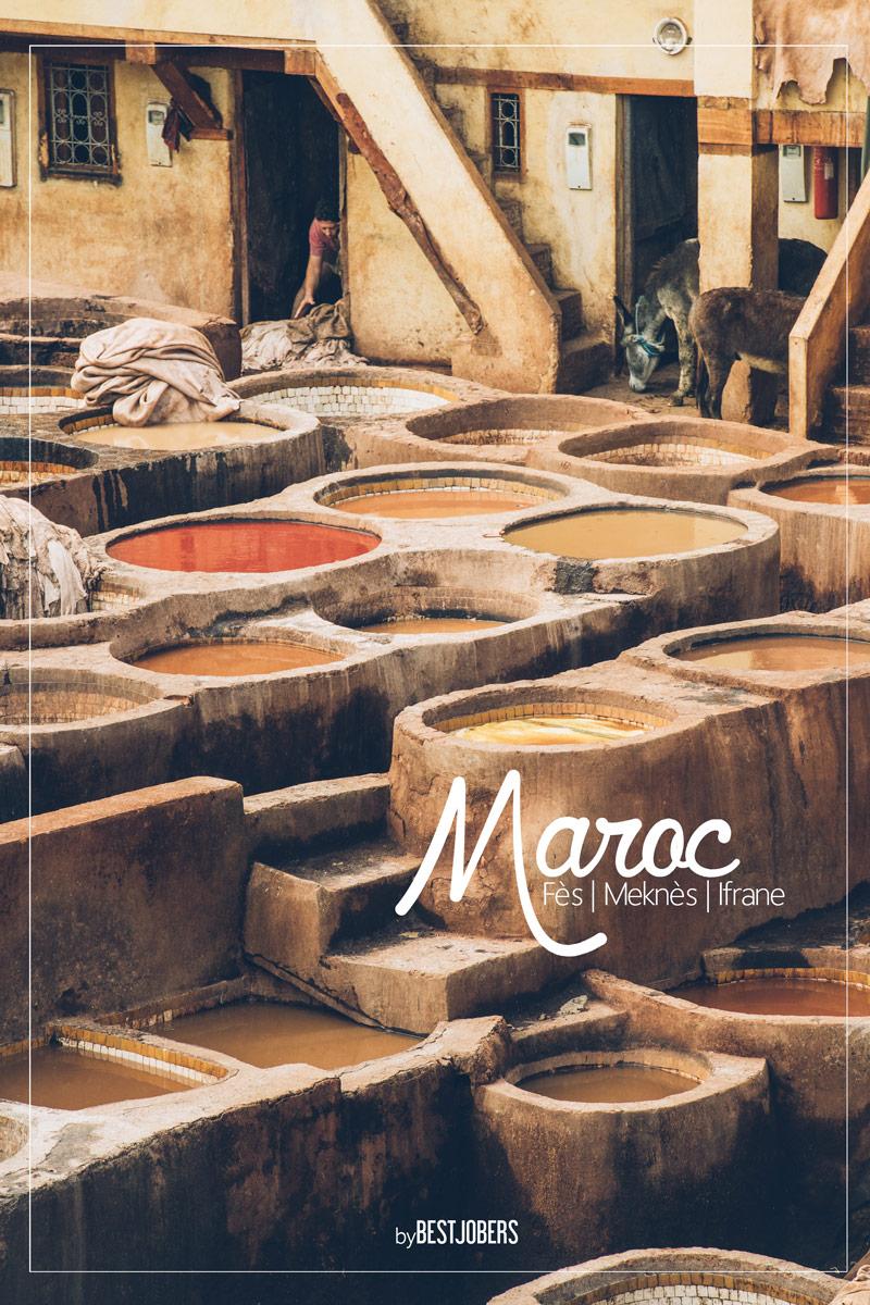 Maroc, que faire à Fès, Meknès et Ifrane? - Blog Voyage des Bestjobers