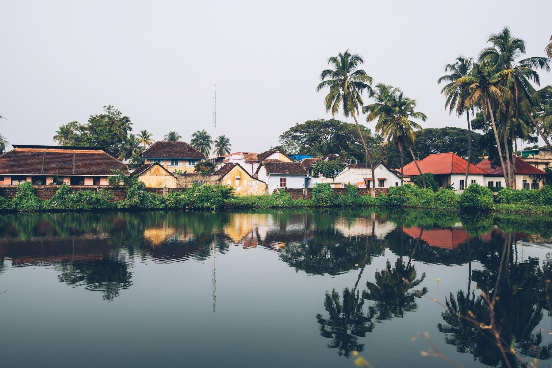 Inde du Sud, Fort-Kochi, Kerala