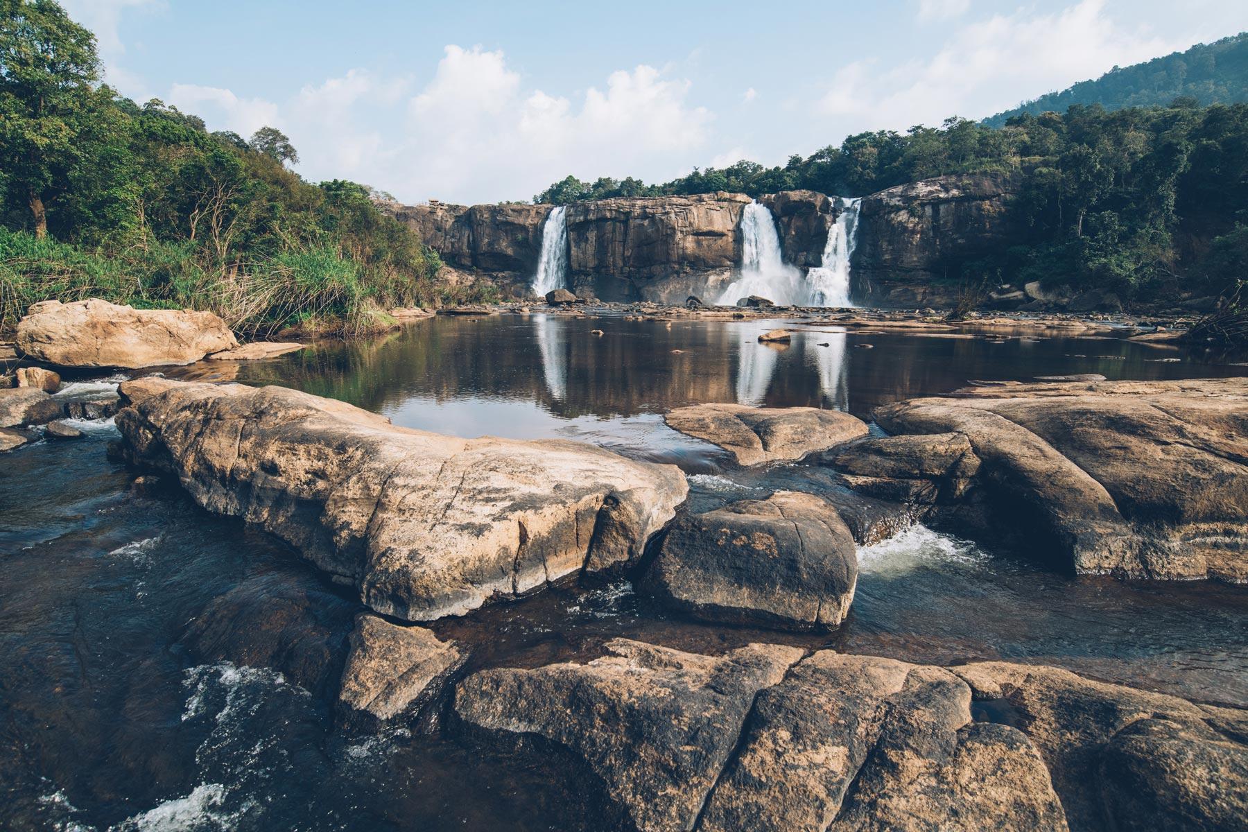 Athirappilly Falls, Kerala