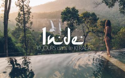 INDE DU SUD | NOTRE ITINERAIRE DE 10 JOURS DANS LE KERALA
