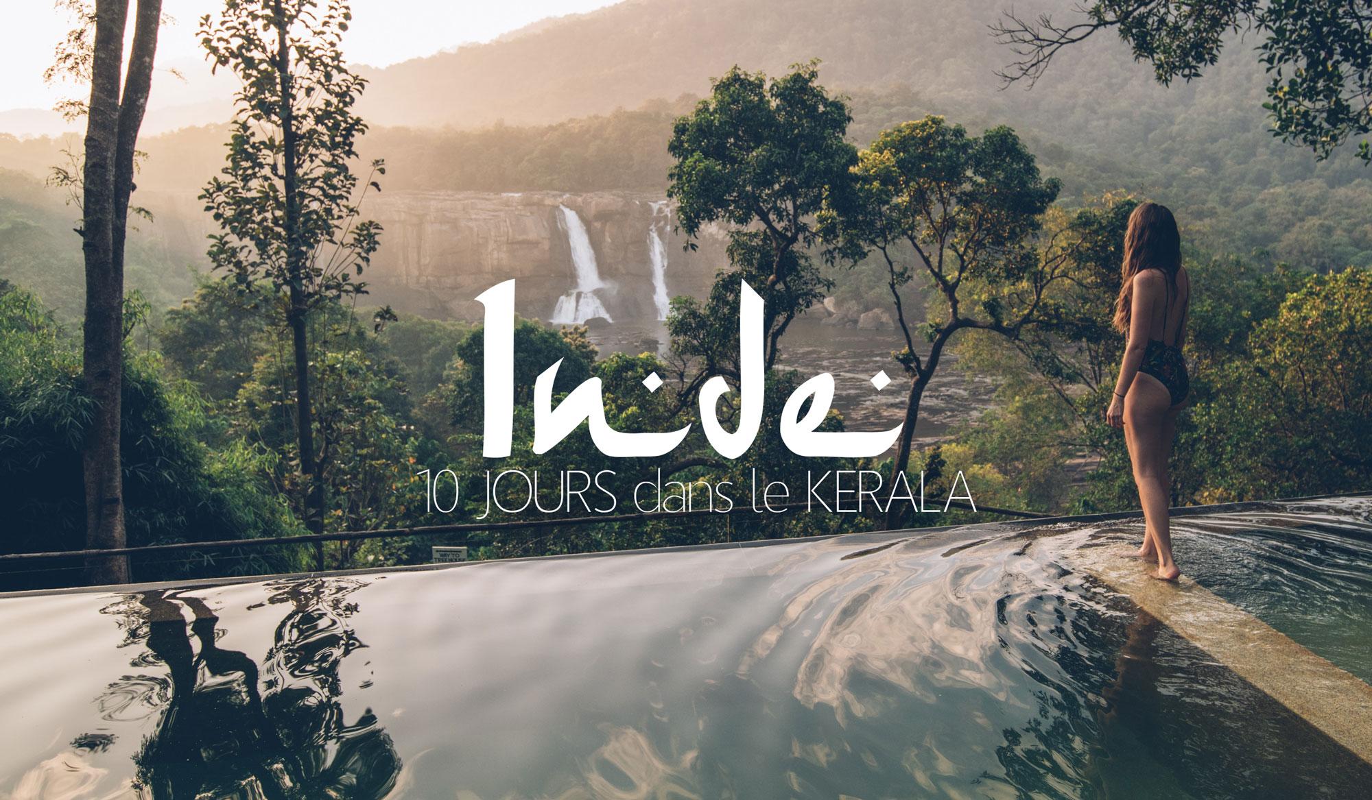 Itinéraire de 10 jours dans le Kerala en Inde su Sud
