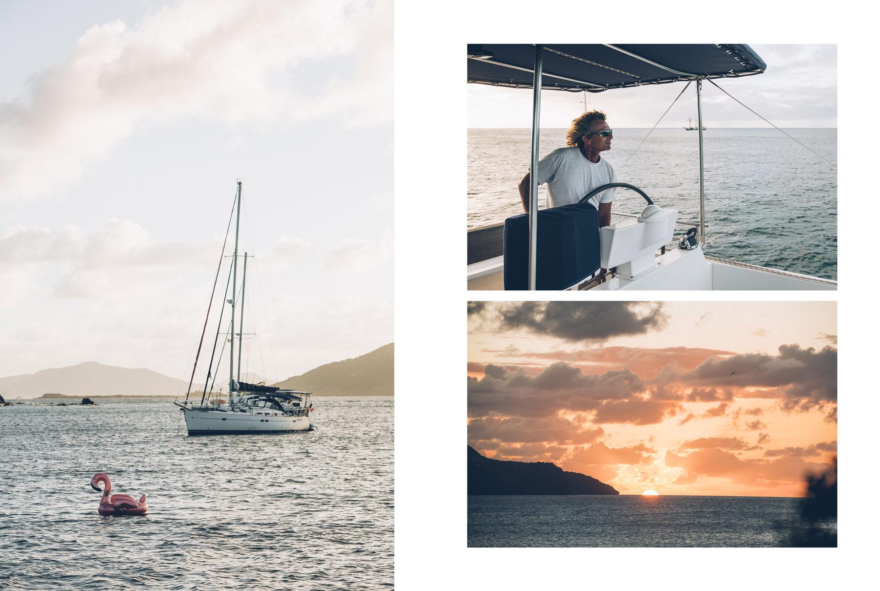 Croisiere Grenadine, Blog Voyage