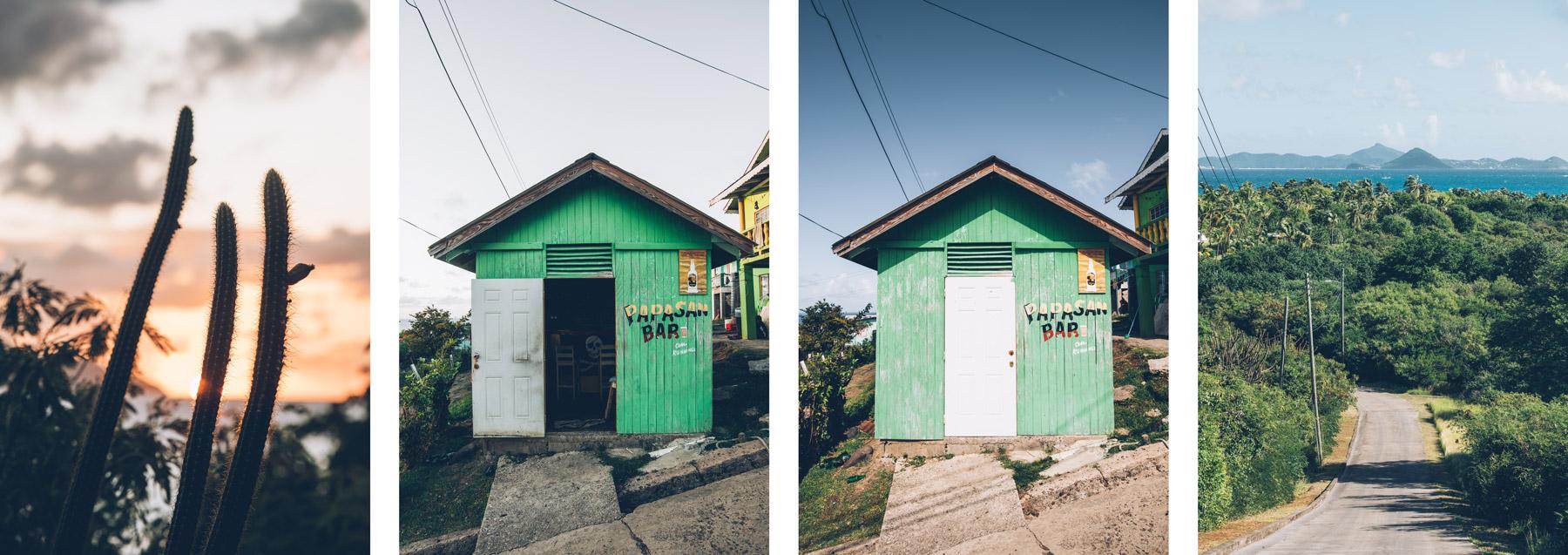 Mayreau Island, Caraibes