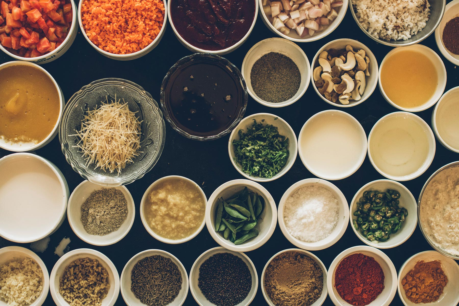 Cuisine en Ayurveda, Inde