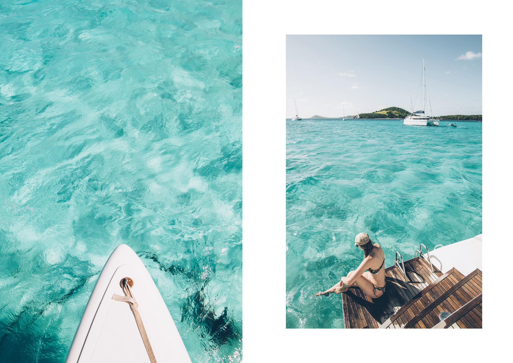 Croisière Grenadine, Blog Voyage