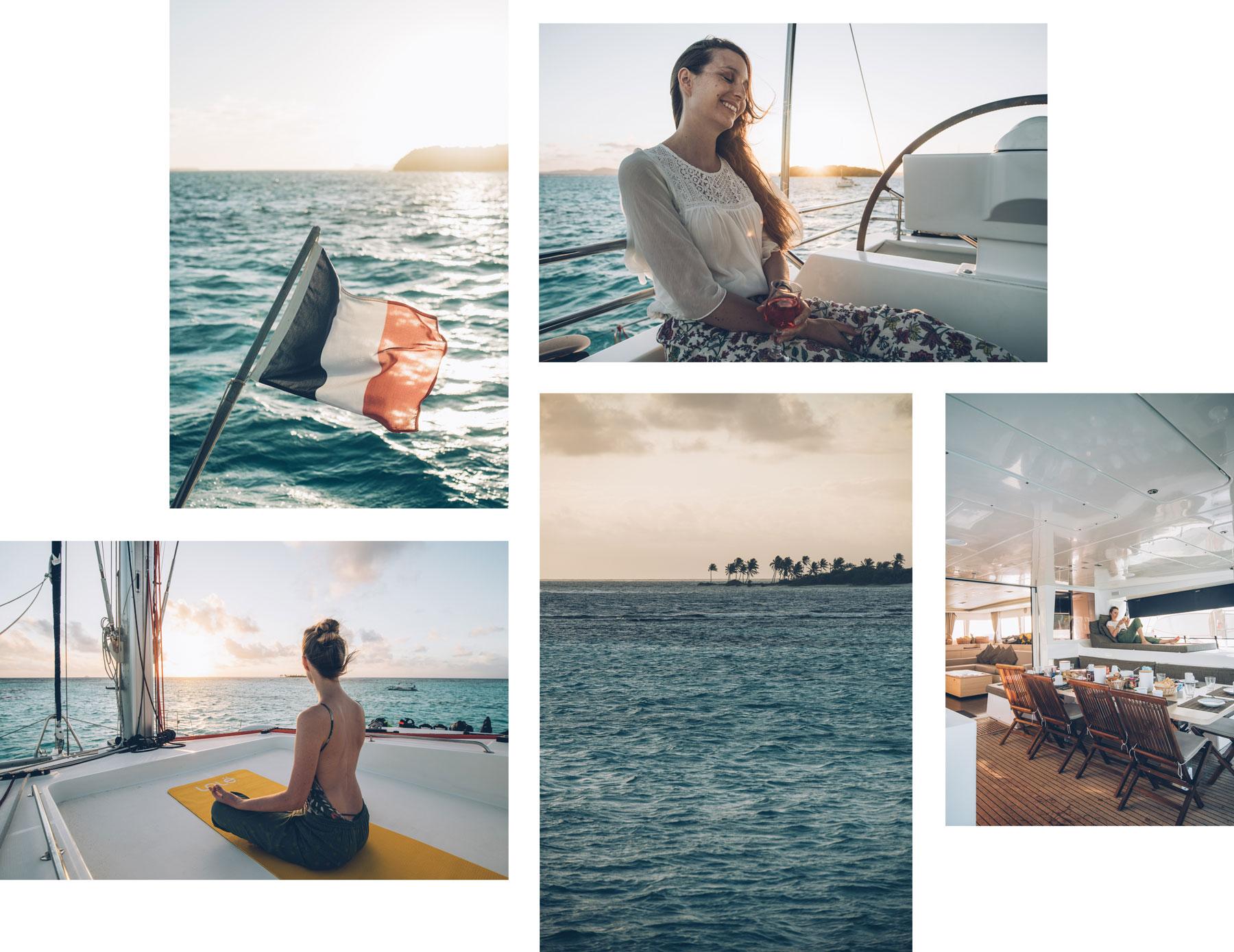 Croisière Globesailor, Les Grenadines, Lagoon 620