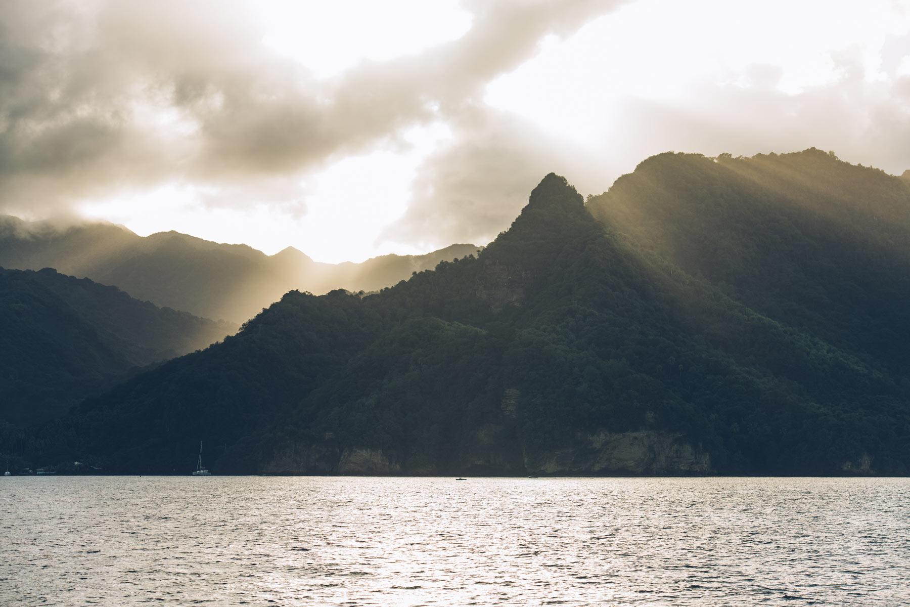 St Vincent, Caraïbes
