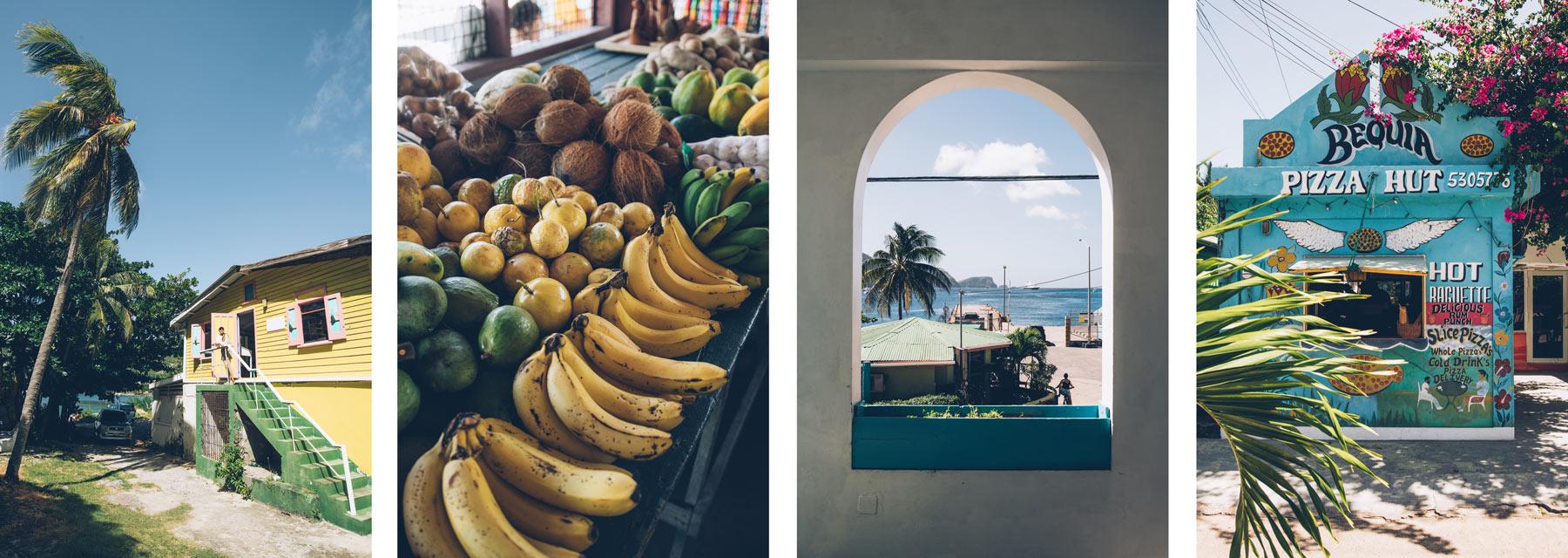 Ile de Bequia, Grenadines