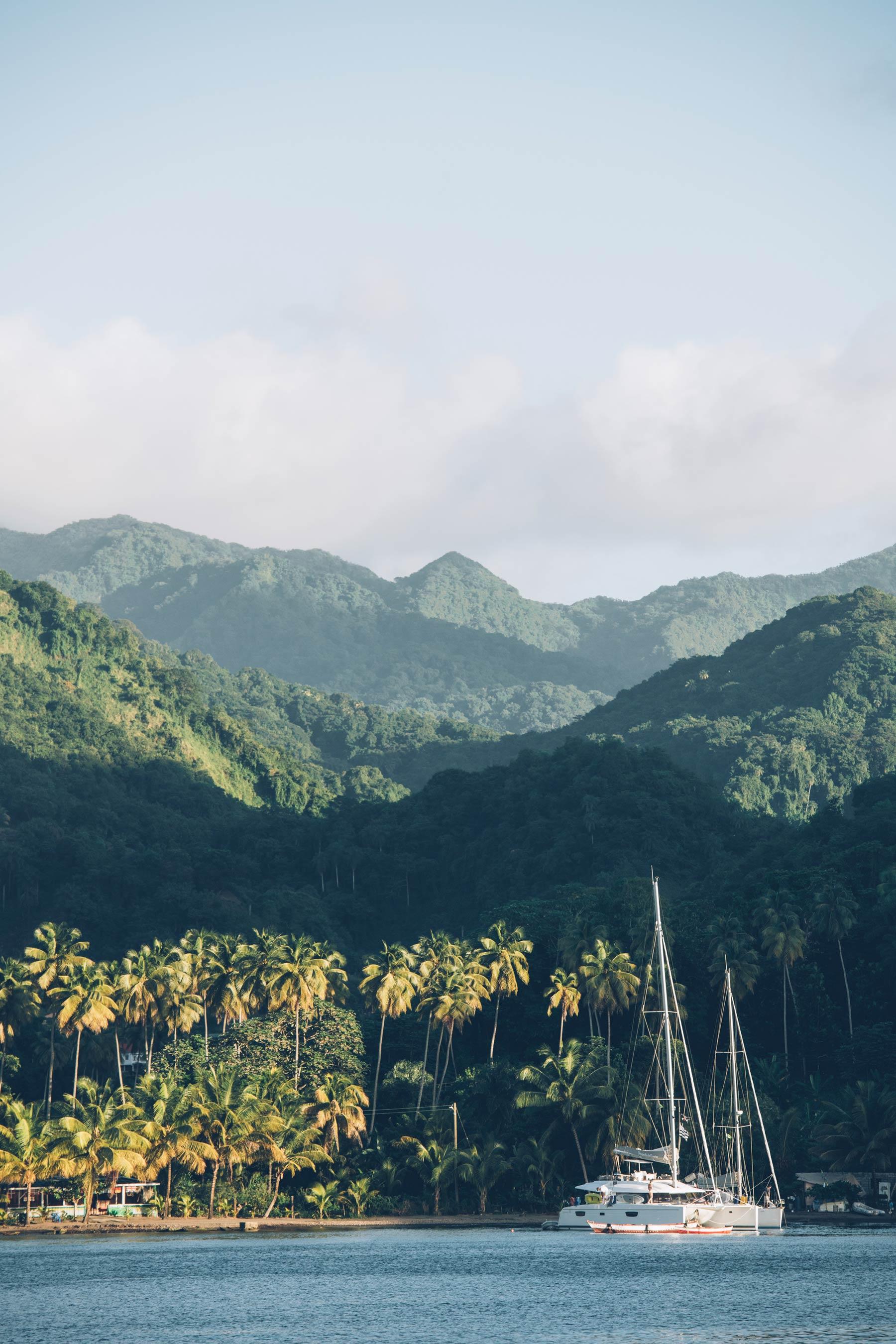 Saint Vincent, Caraibes