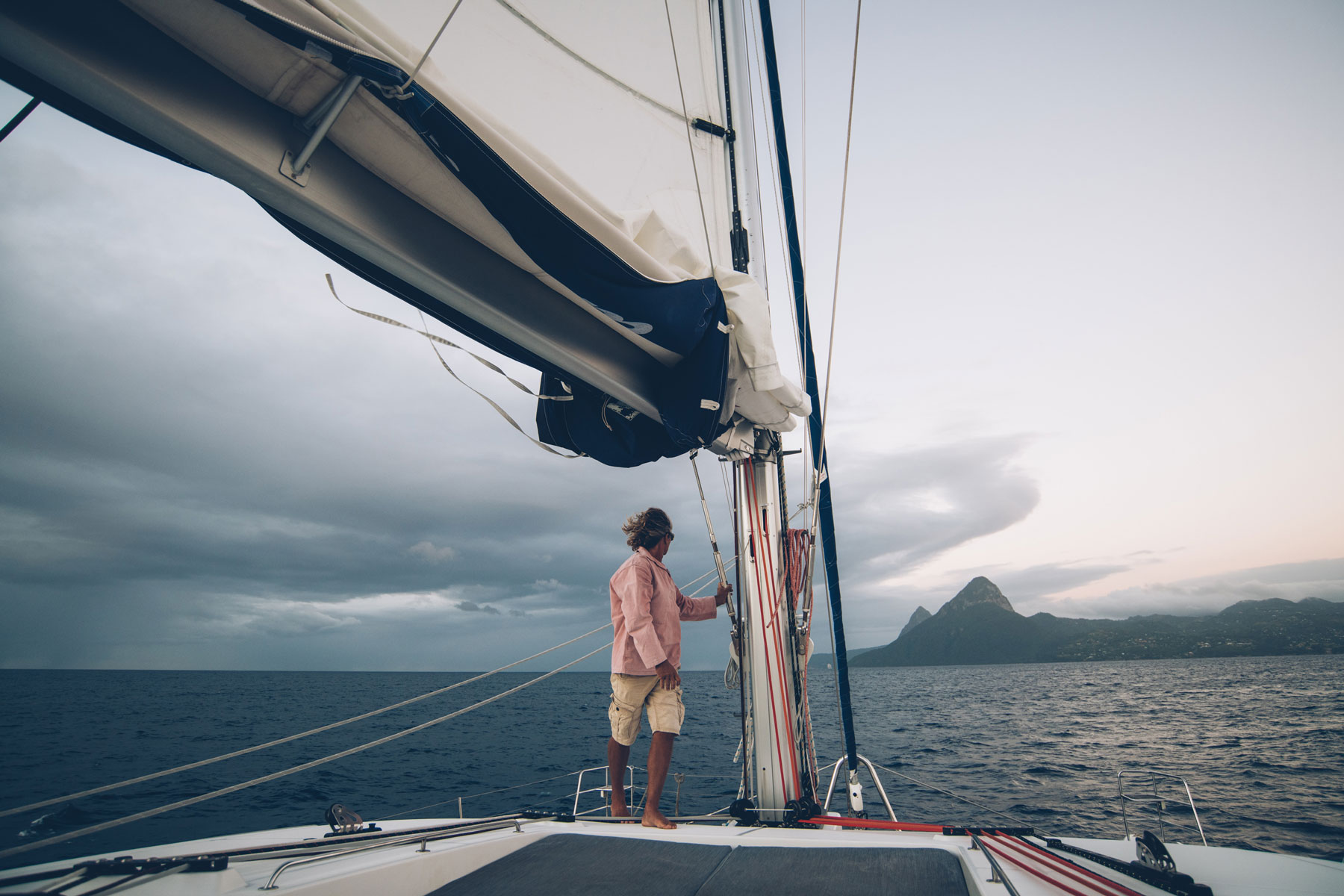Croisière Catamaran, Les Grenadines et Sainte Lucie