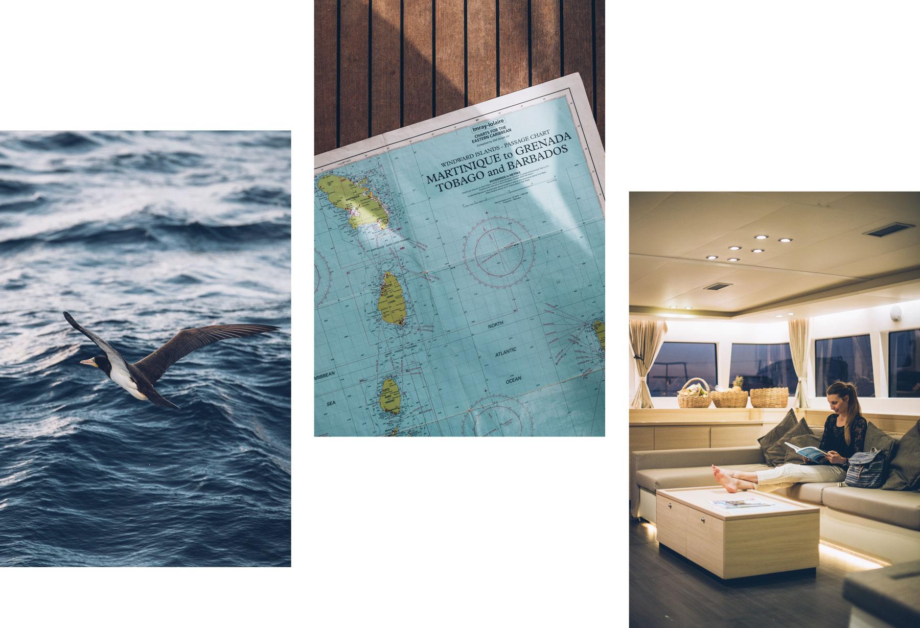 Croisière depuis la Martinique: Les Grenadines