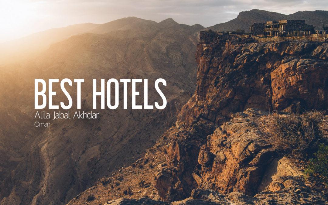 ALILA JABAL AKHDAR | LE MEILLEUR BOUTIQUE-HOTEL D'OMAN?