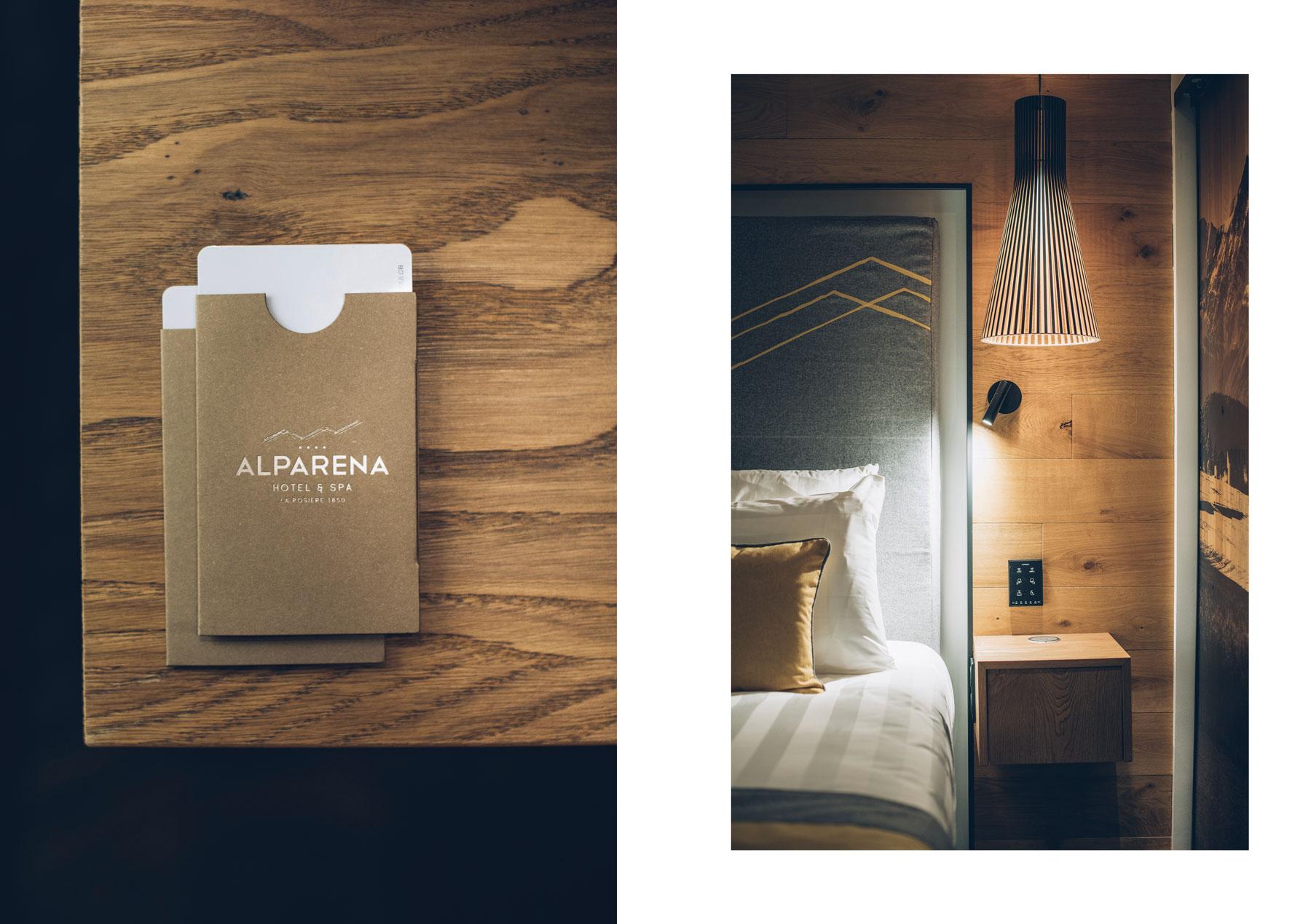 Chambres Hotel Alparena, La Rosière