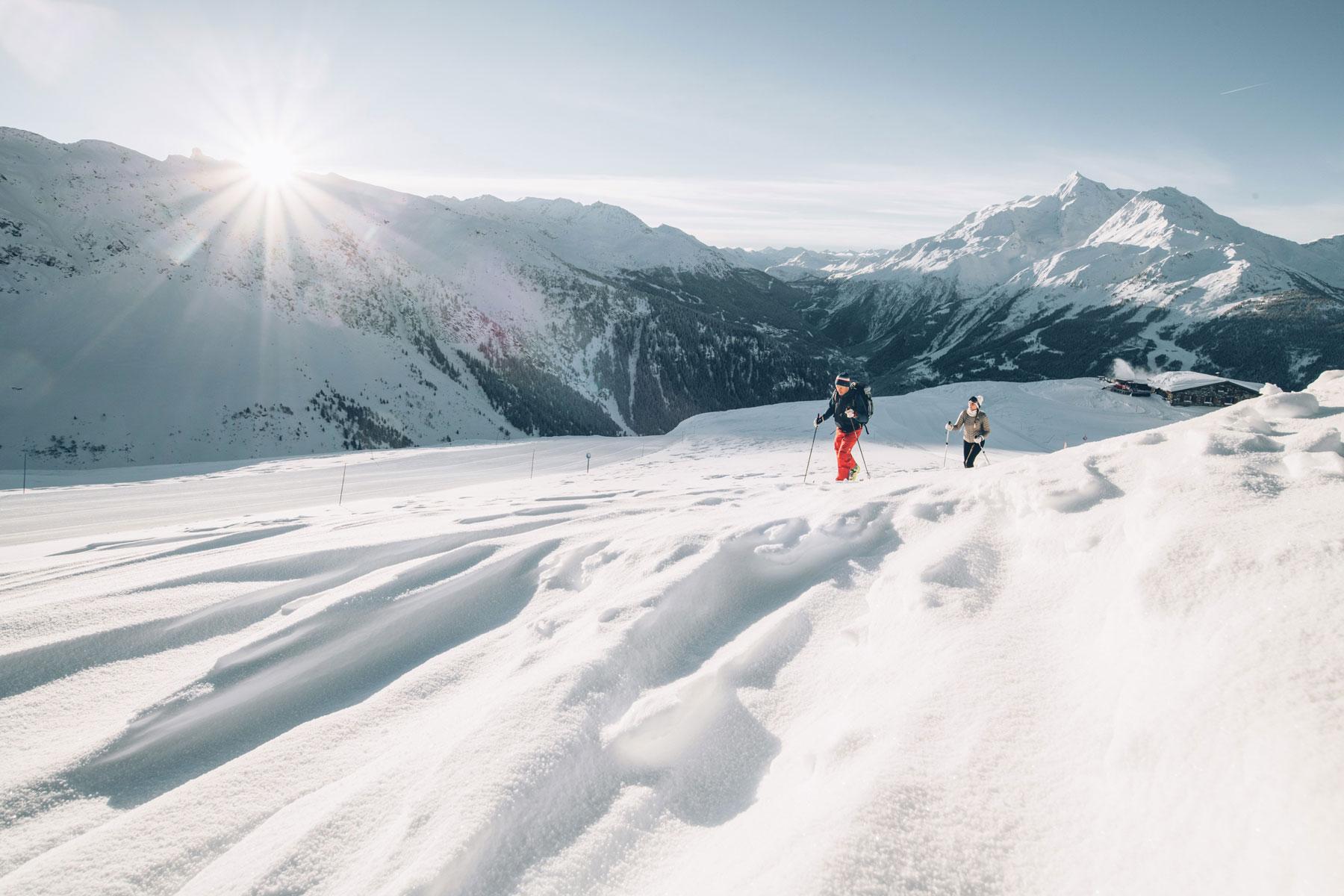 Ski de Rando La Rosière, ESF